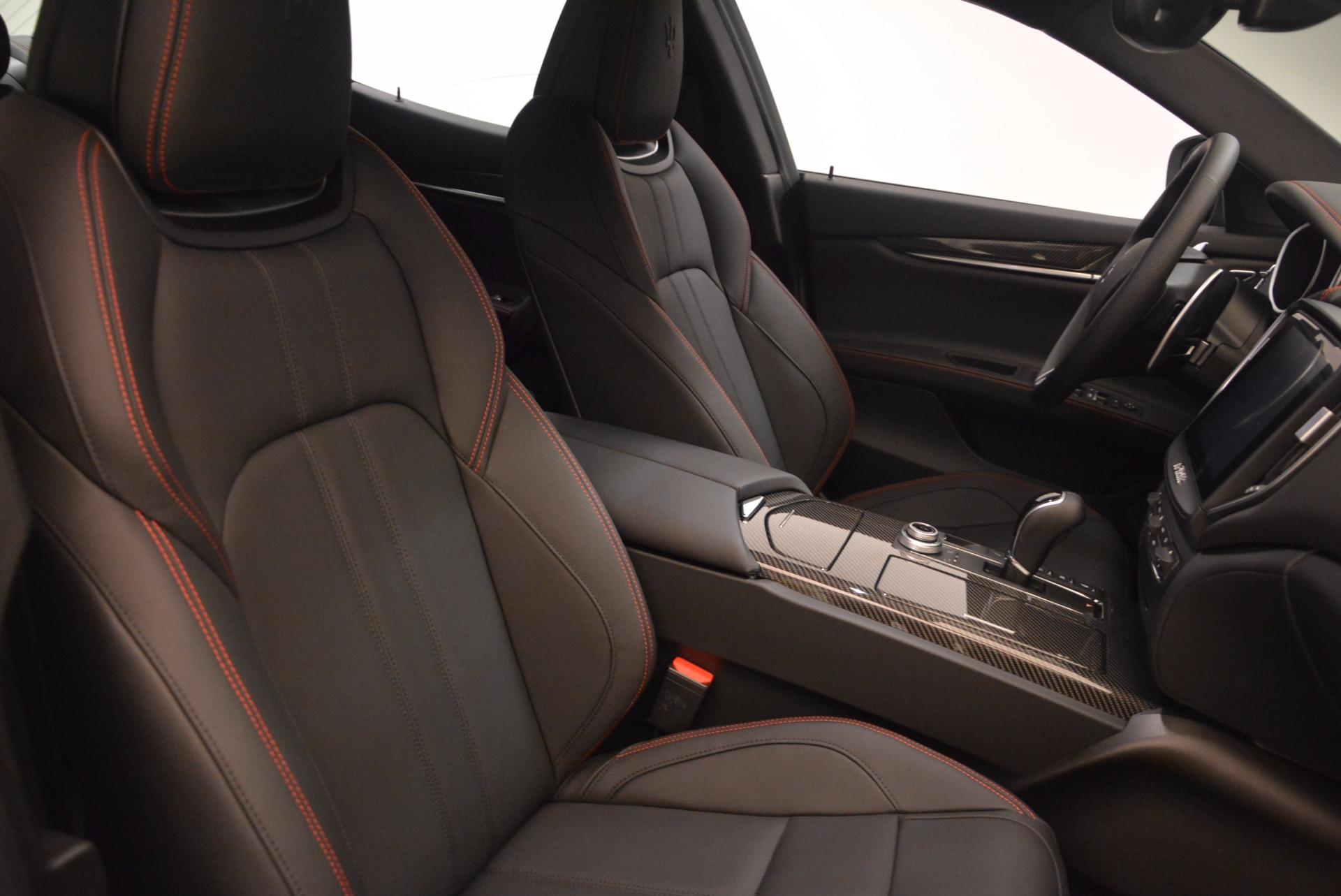 New 2018 Maserati Ghibli S Q4 GranSport For Sale In Greenwich, CT 1569_p21