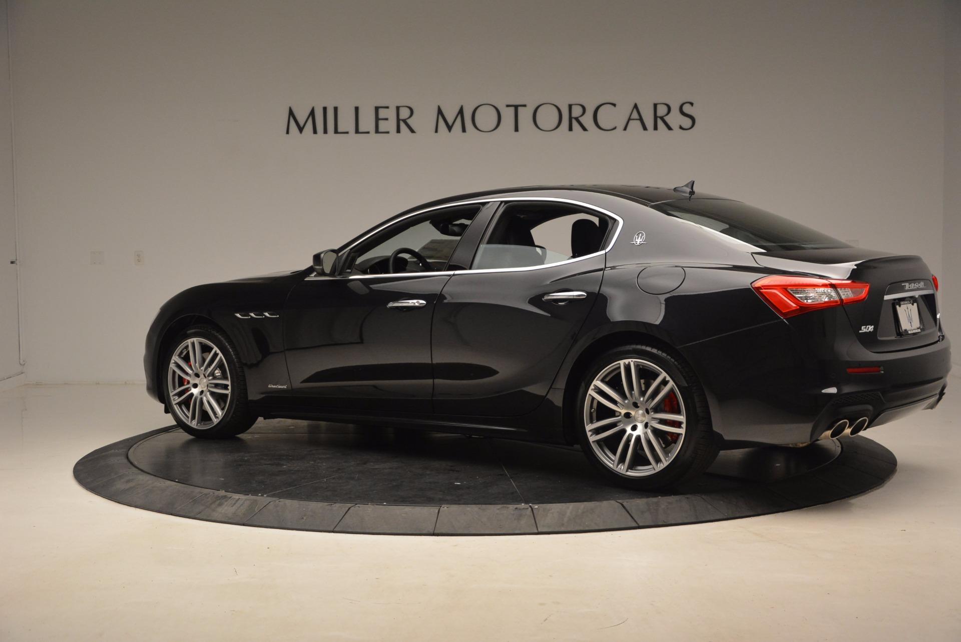 New 2018 Maserati Ghibli S Q4 GranSport For Sale In Greenwich, CT 1569_p4