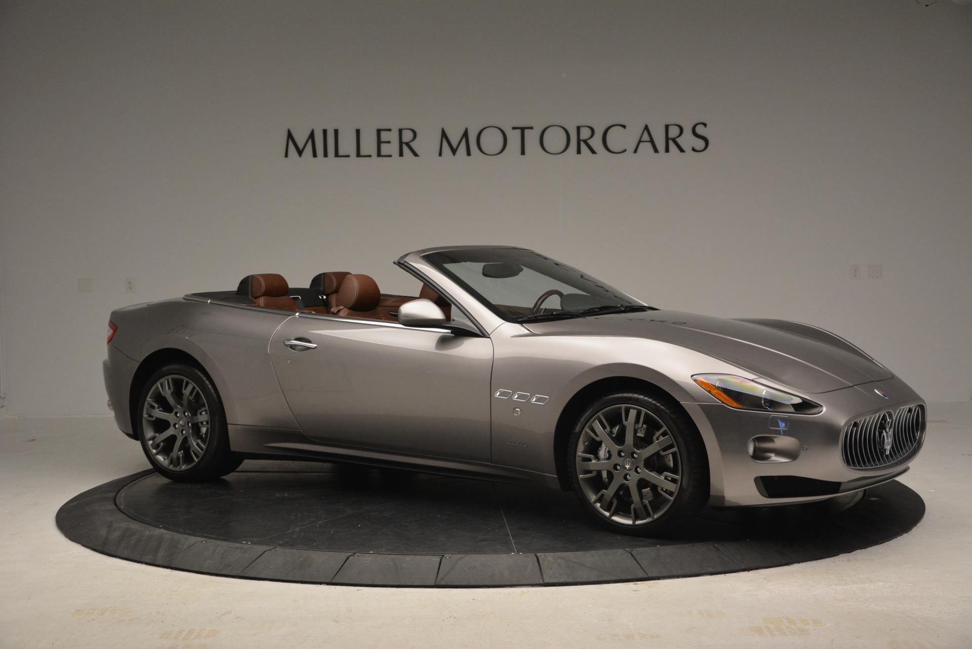 Used 2012 Maserati GranTurismo  For Sale In Greenwich, CT 157_p10