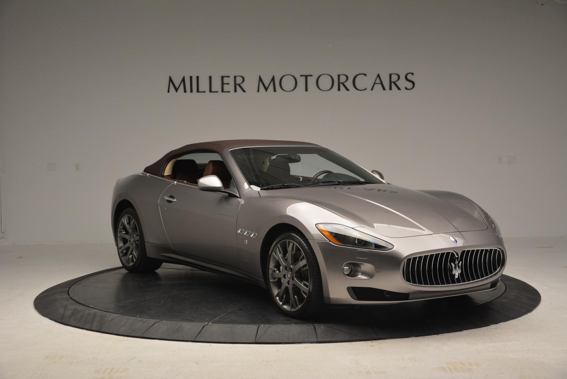 Used 2012 Maserati GranTurismo  For Sale In Greenwich, CT 157_p18