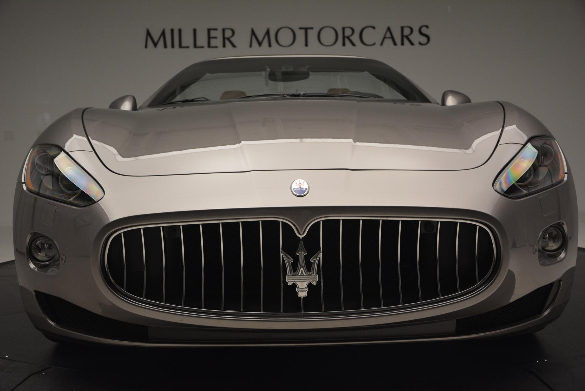 Used 2012 Maserati GranTurismo  For Sale In Greenwich, CT 157_p20