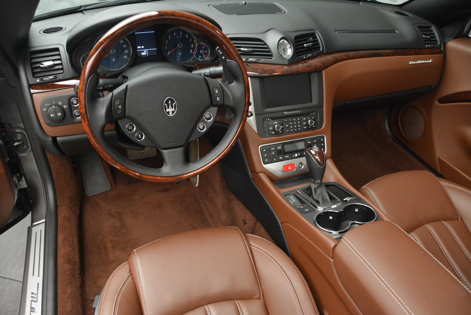 Used 2012 Maserati GranTurismo  For Sale In Greenwich, CT 157_p21