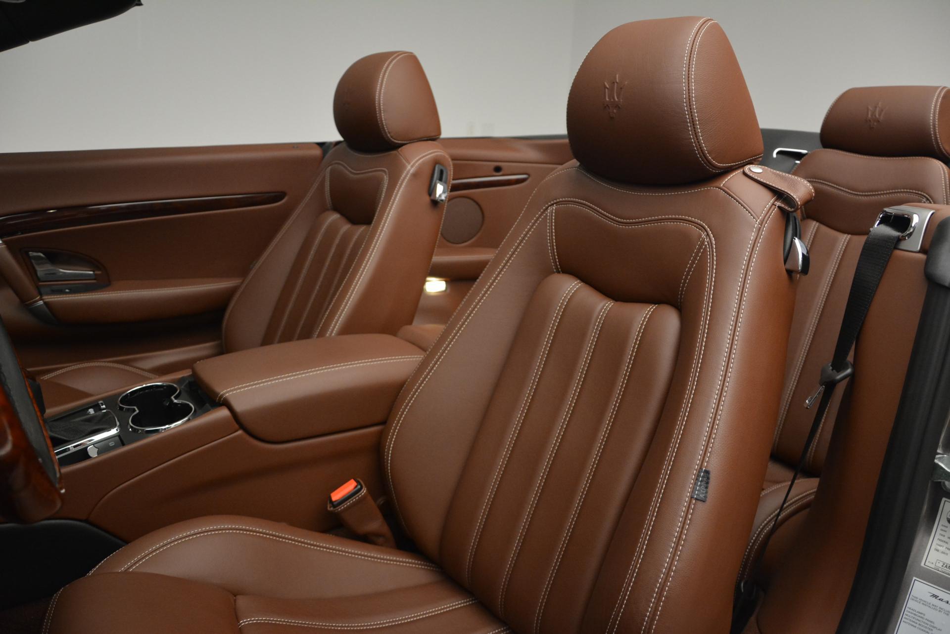 Used 2012 Maserati GranTurismo  For Sale In Greenwich, CT 157_p23