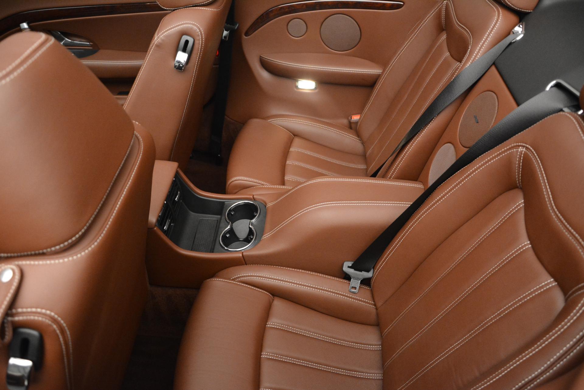 Used 2012 Maserati GranTurismo  For Sale In Greenwich, CT 157_p25