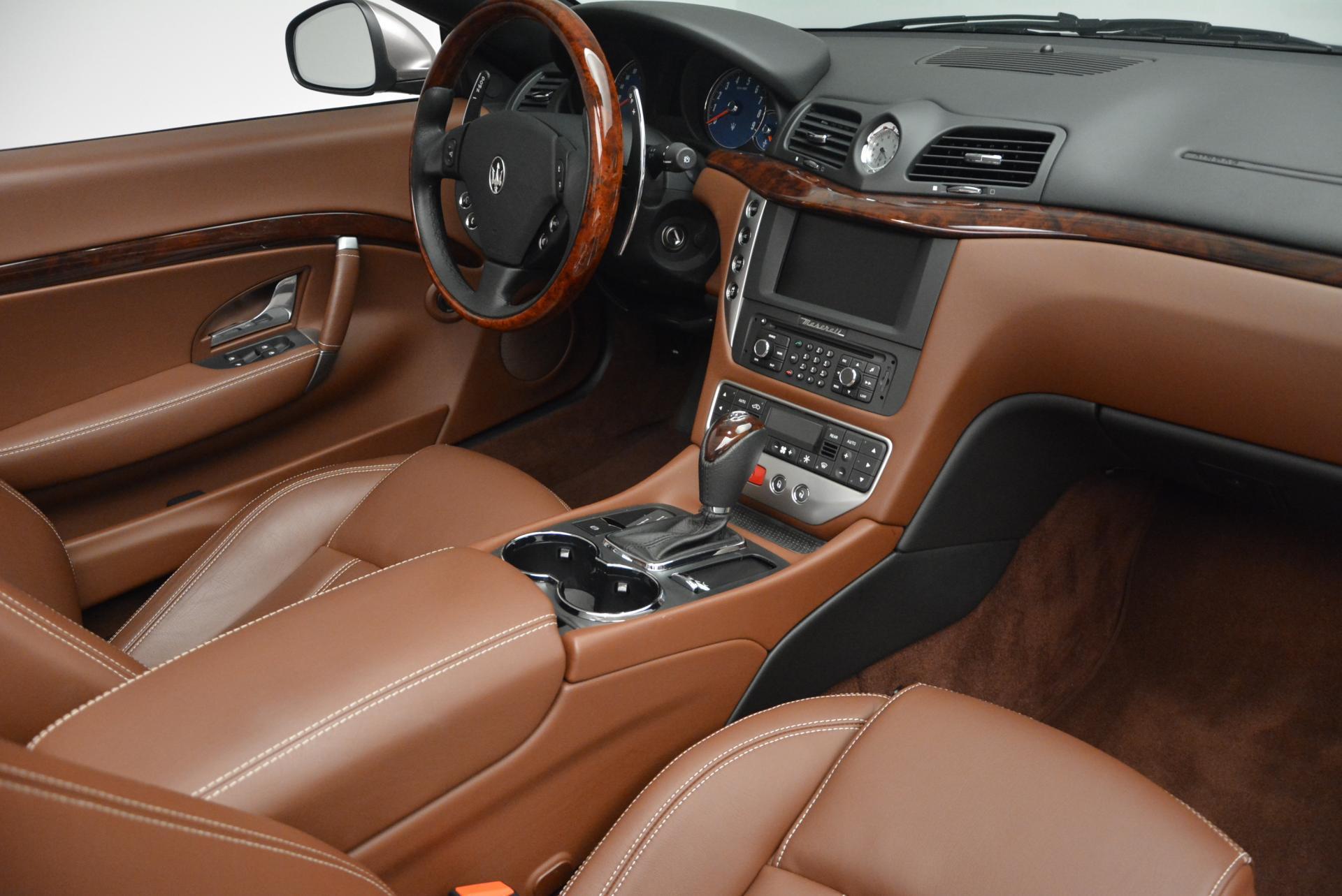 Used 2012 Maserati GranTurismo  For Sale In Greenwich, CT 157_p26
