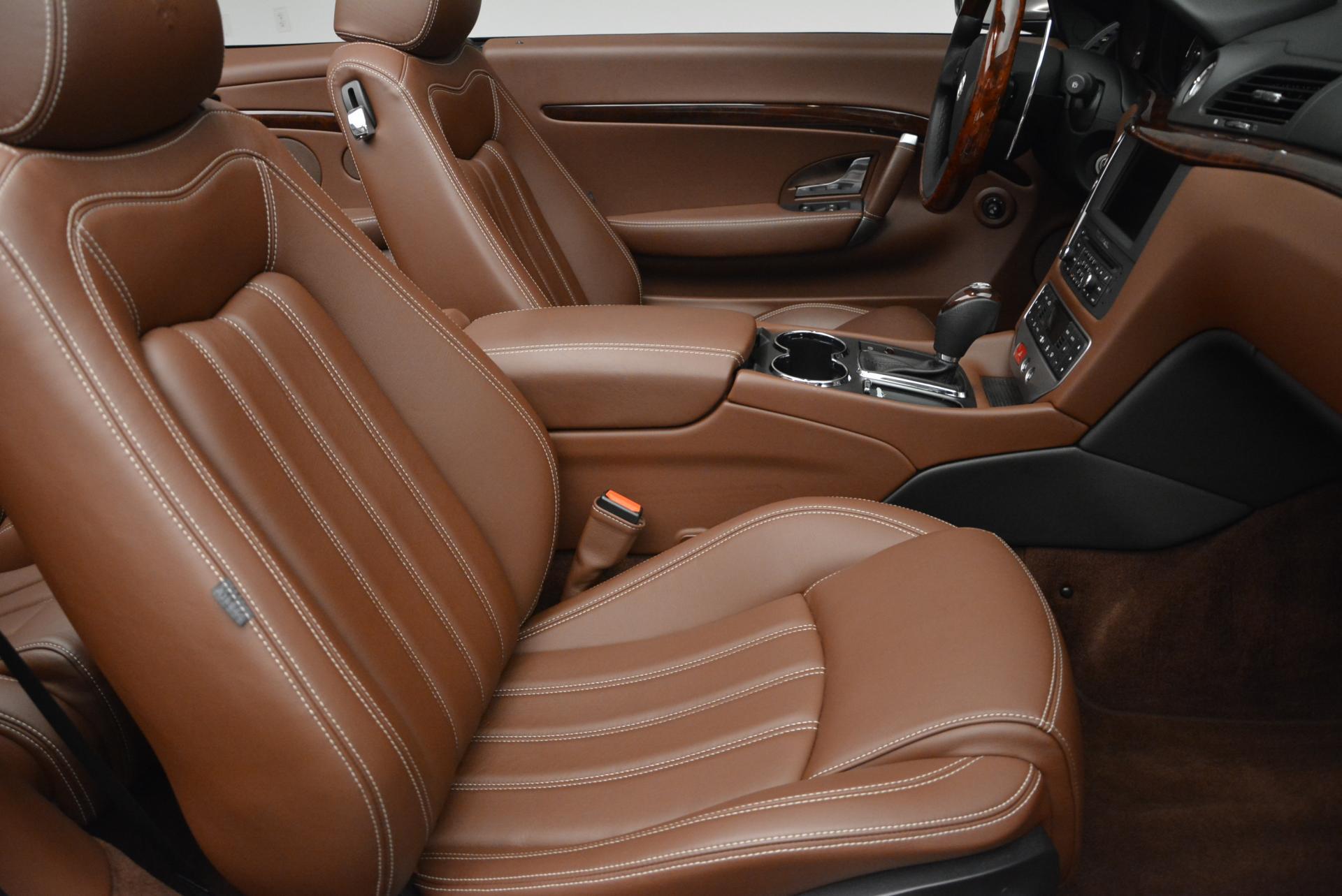 Used 2012 Maserati GranTurismo  For Sale In Greenwich, CT 157_p27