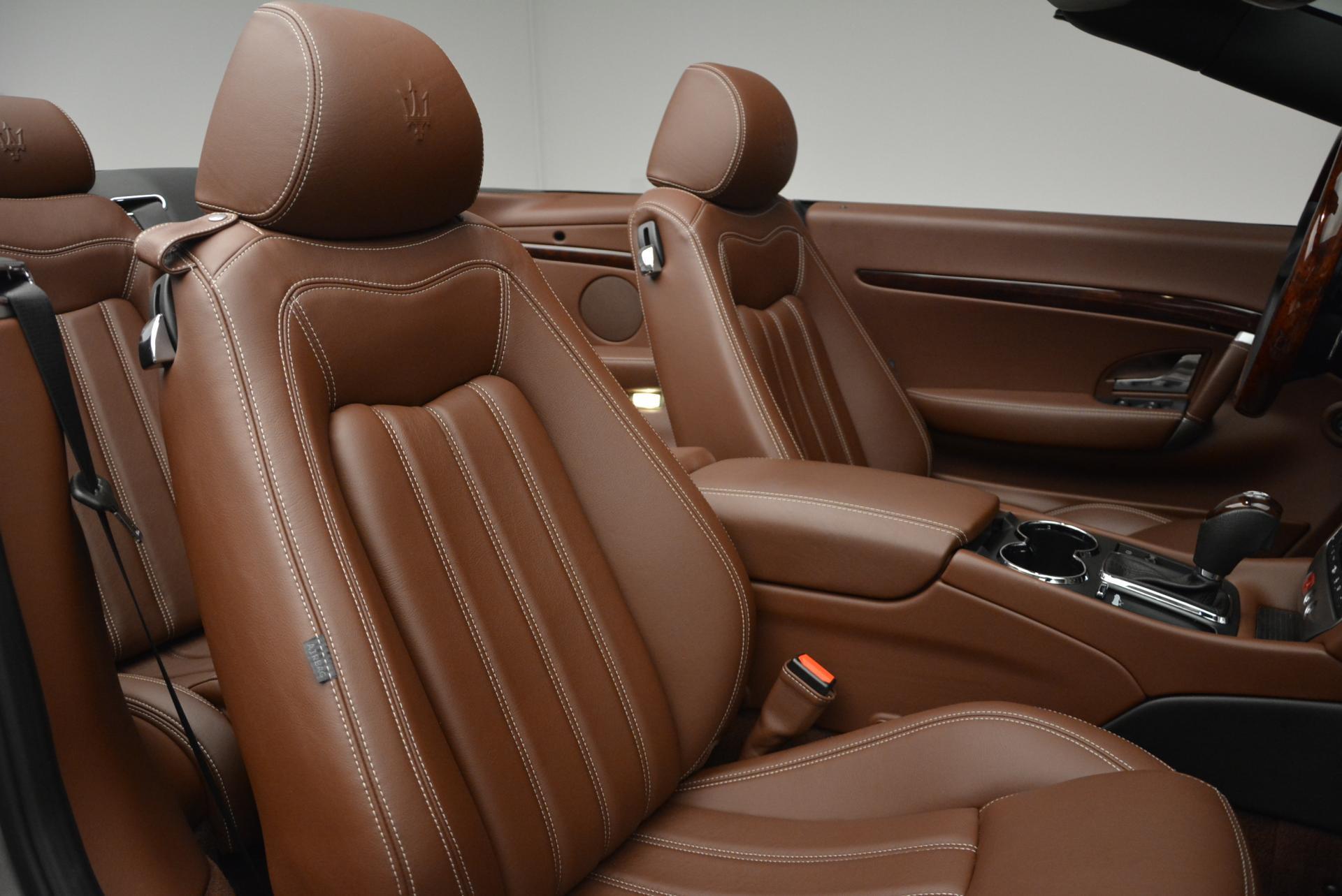Used 2012 Maserati GranTurismo  For Sale In Greenwich, CT 157_p28