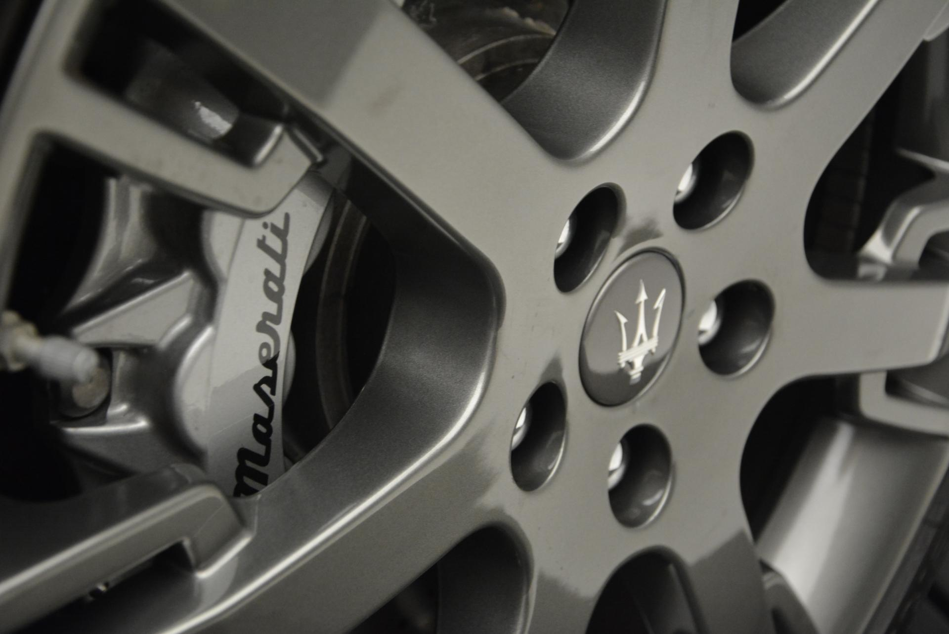 Used 2012 Maserati GranTurismo  For Sale In Greenwich, CT 157_p30