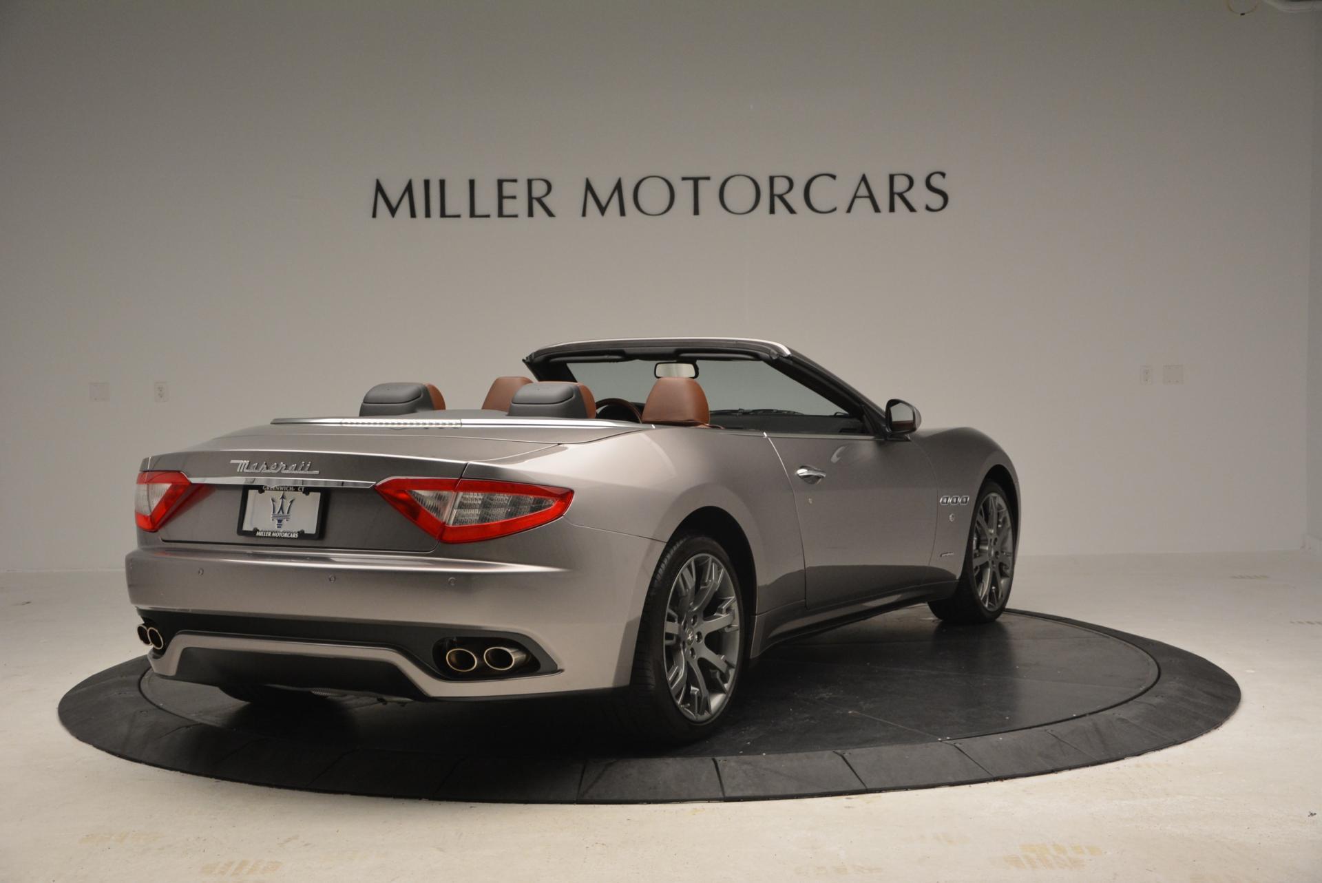 Used 2012 Maserati GranTurismo  For Sale In Greenwich, CT 157_p7