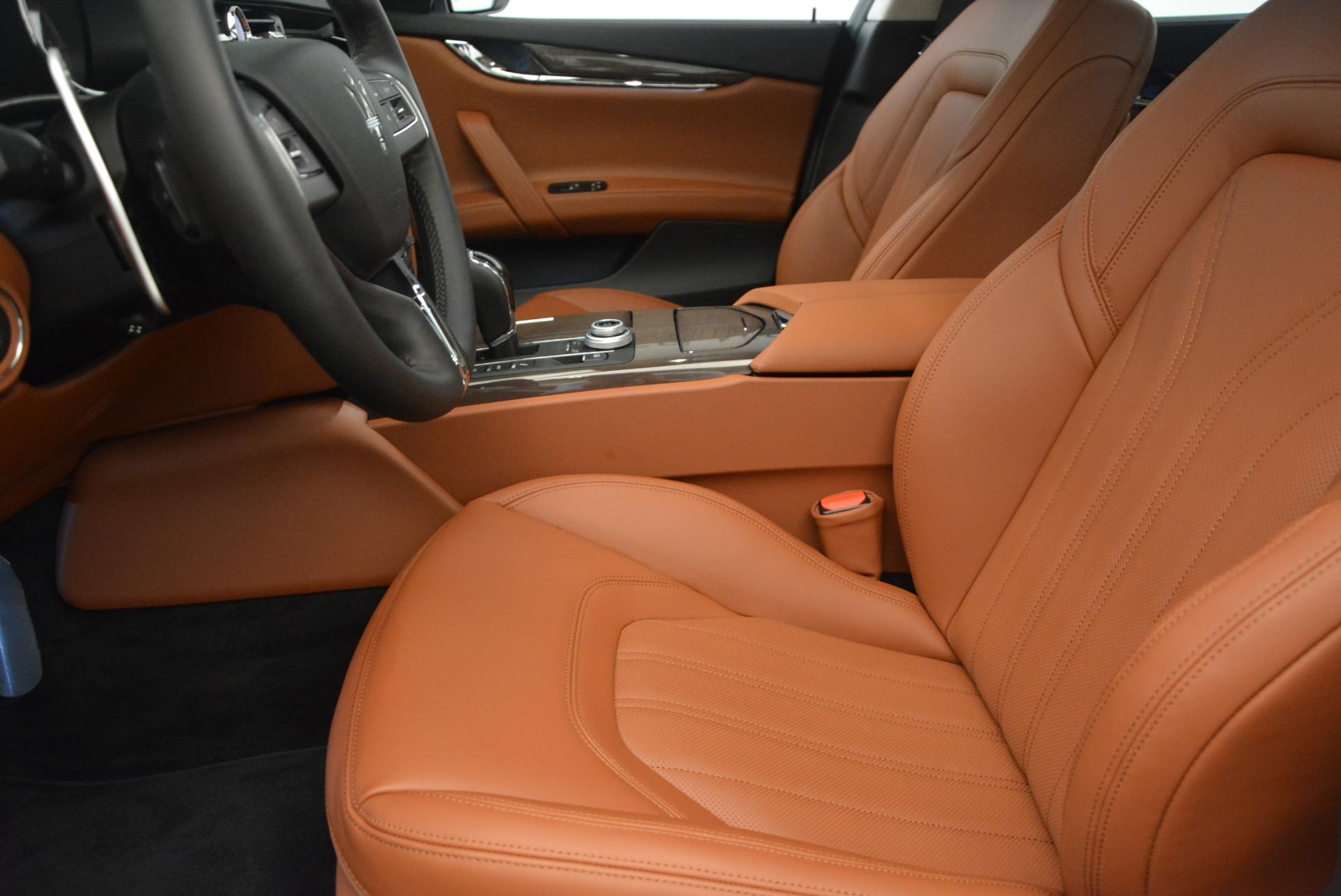 Used 2018 Maserati Quattroporte S Q4 GranLusso For Sale In Greenwich, CT 1572_p14