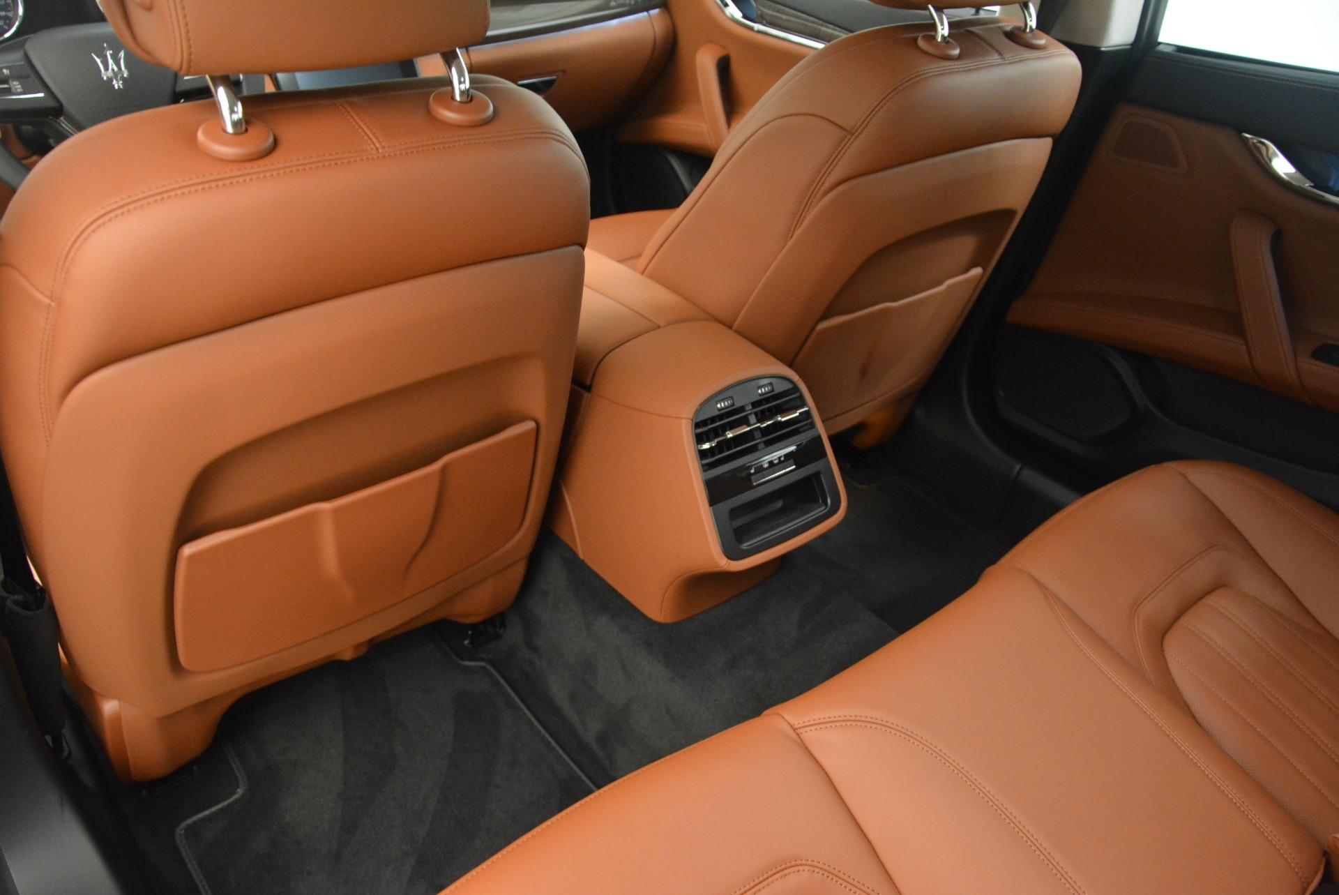 Used 2018 Maserati Quattroporte S Q4 GranLusso For Sale In Greenwich, CT 1572_p17