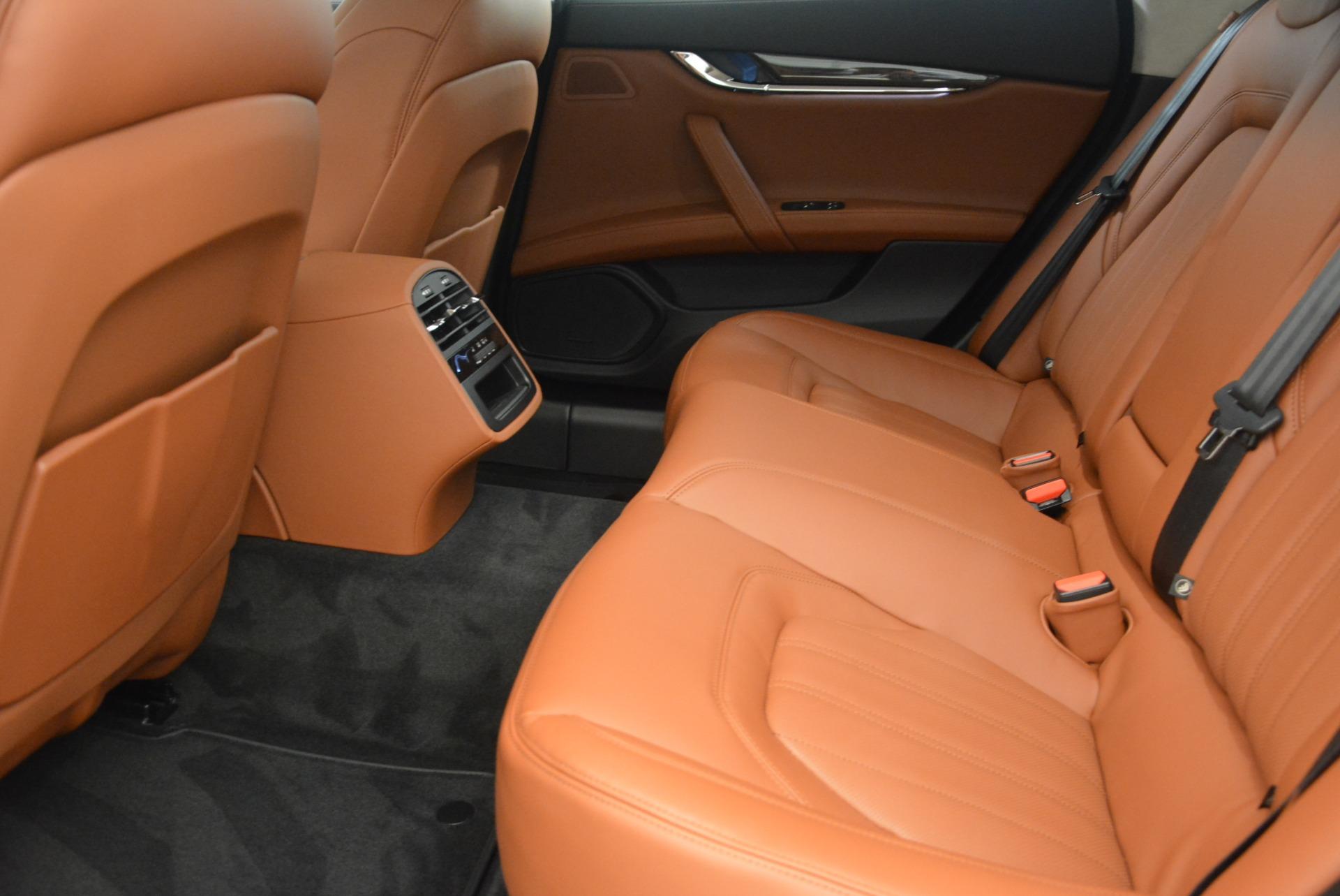 Used 2018 Maserati Quattroporte S Q4 GranLusso For Sale In Greenwich, CT 1572_p18