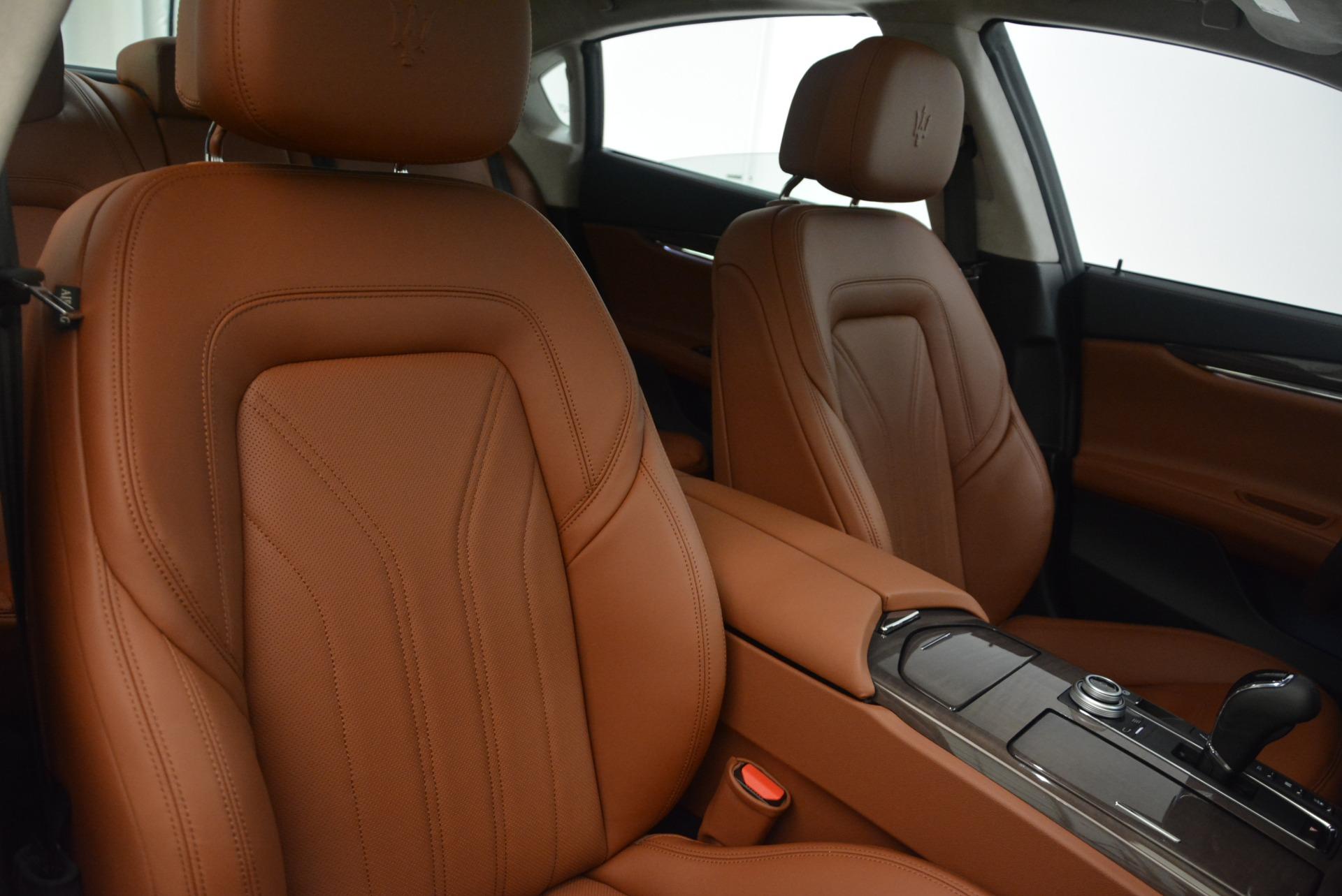 Used 2018 Maserati Quattroporte S Q4 GranLusso For Sale In Greenwich, CT 1572_p20