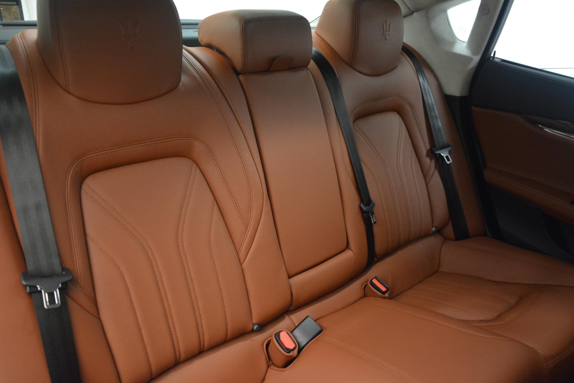 Used 2018 Maserati Quattroporte S Q4 GranLusso For Sale In Greenwich, CT 1572_p23