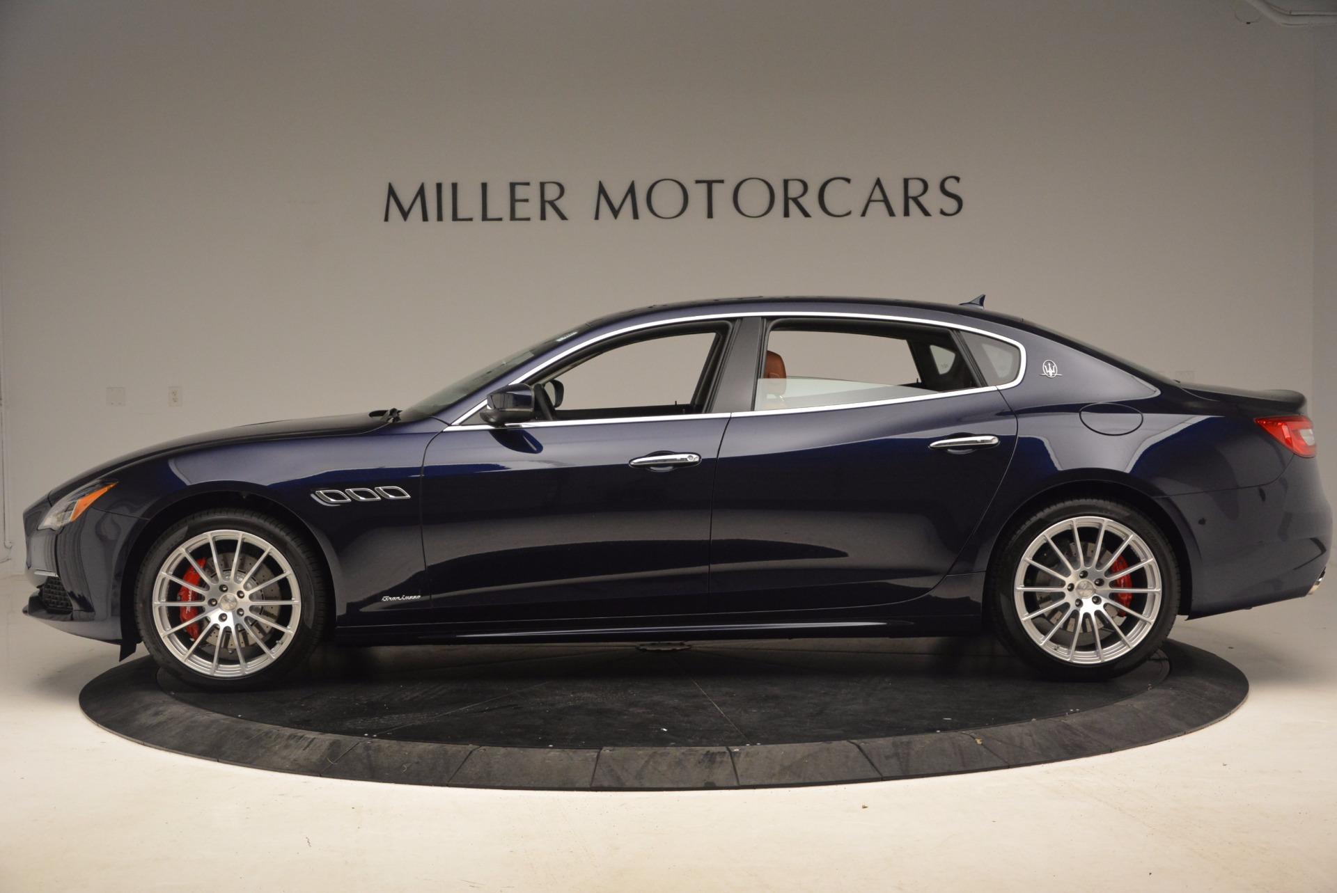 Used 2018 Maserati Quattroporte S Q4 GranLusso For Sale In Greenwich, CT 1572_p3