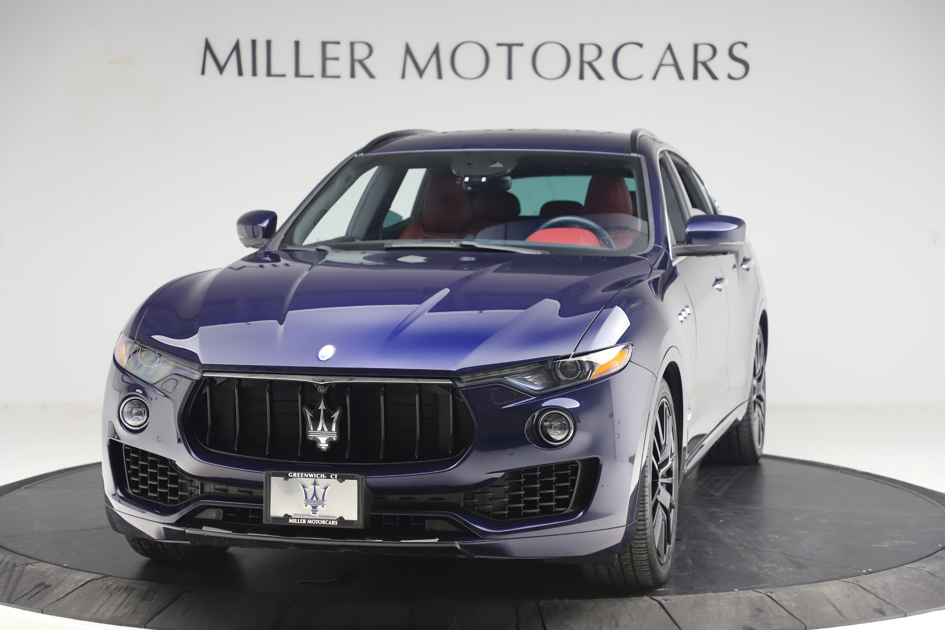 New 2018 Maserati Levante S GranSport For Sale In Greenwich, CT
