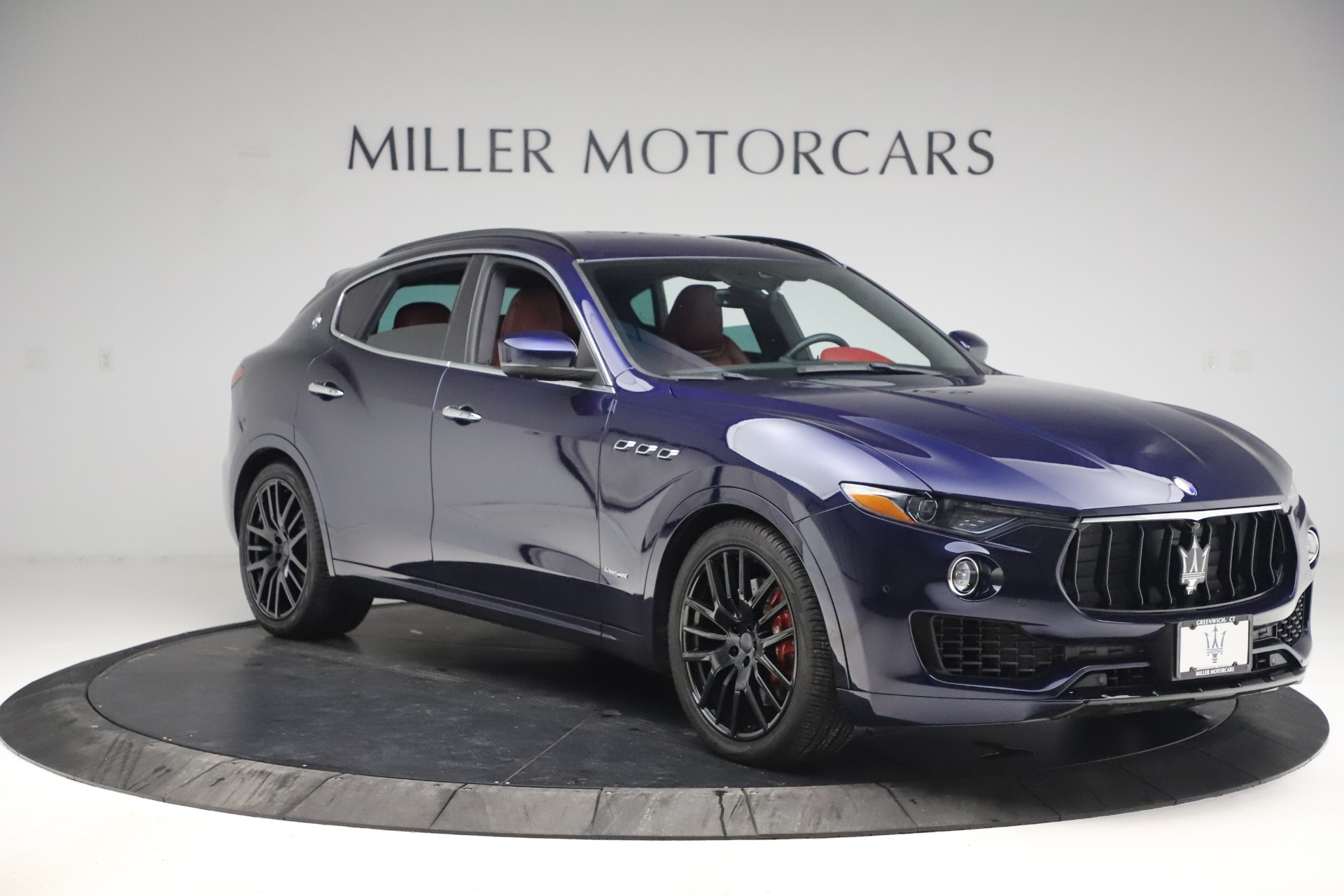 New 2018 Maserati Levante S GranSport For Sale In Greenwich, CT 1575_p12
