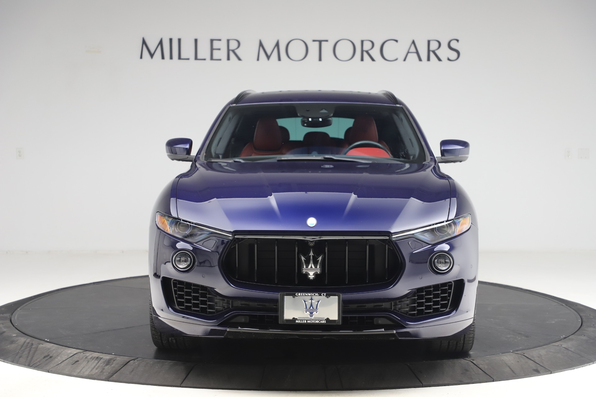 New 2018 Maserati Levante S GranSport For Sale In Greenwich, CT 1575_p13