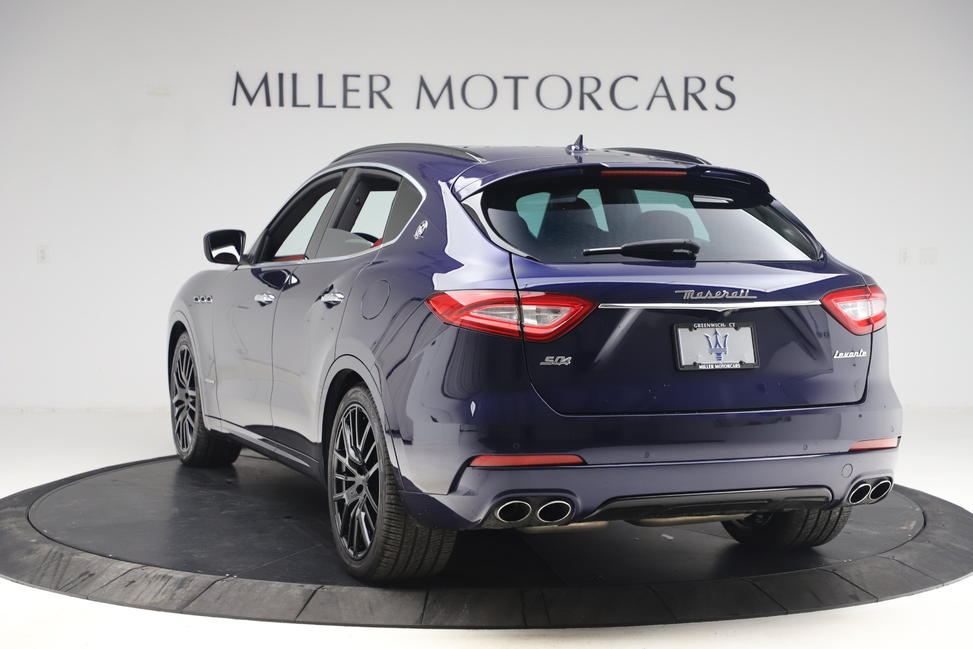 New 2018 Maserati Levante S GranSport For Sale In Greenwich, CT 1575_p6
