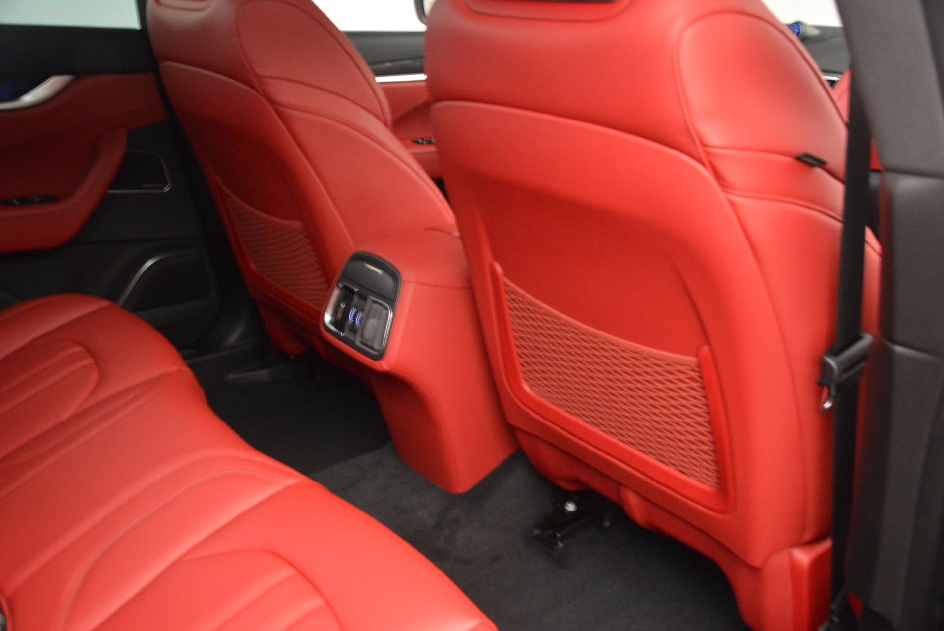 New 2018 Maserati Levante S Q4 For Sale In Greenwich, CT 1576_p23