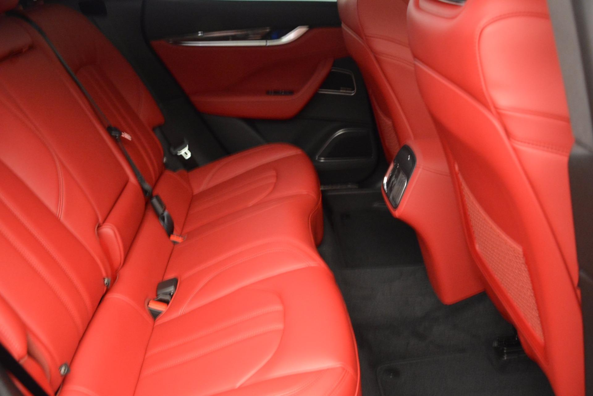 New 2018 Maserati Levante S Q4 For Sale In Greenwich, CT 1576_p24