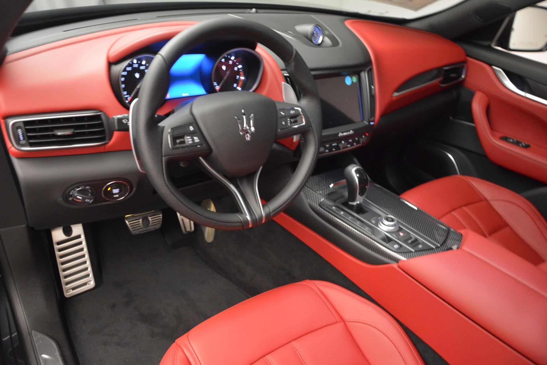 New 2018 Maserati Levante Q4 GranSport For Sale In Greenwich, CT 1577_p13