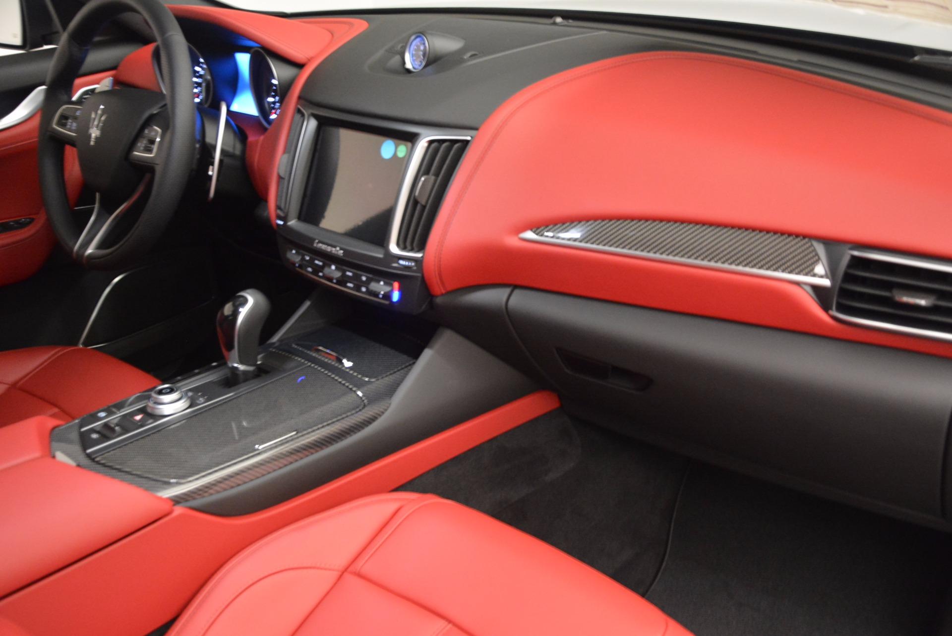 New 2018 Maserati Levante Q4 GranSport For Sale In Greenwich, CT 1577_p14
