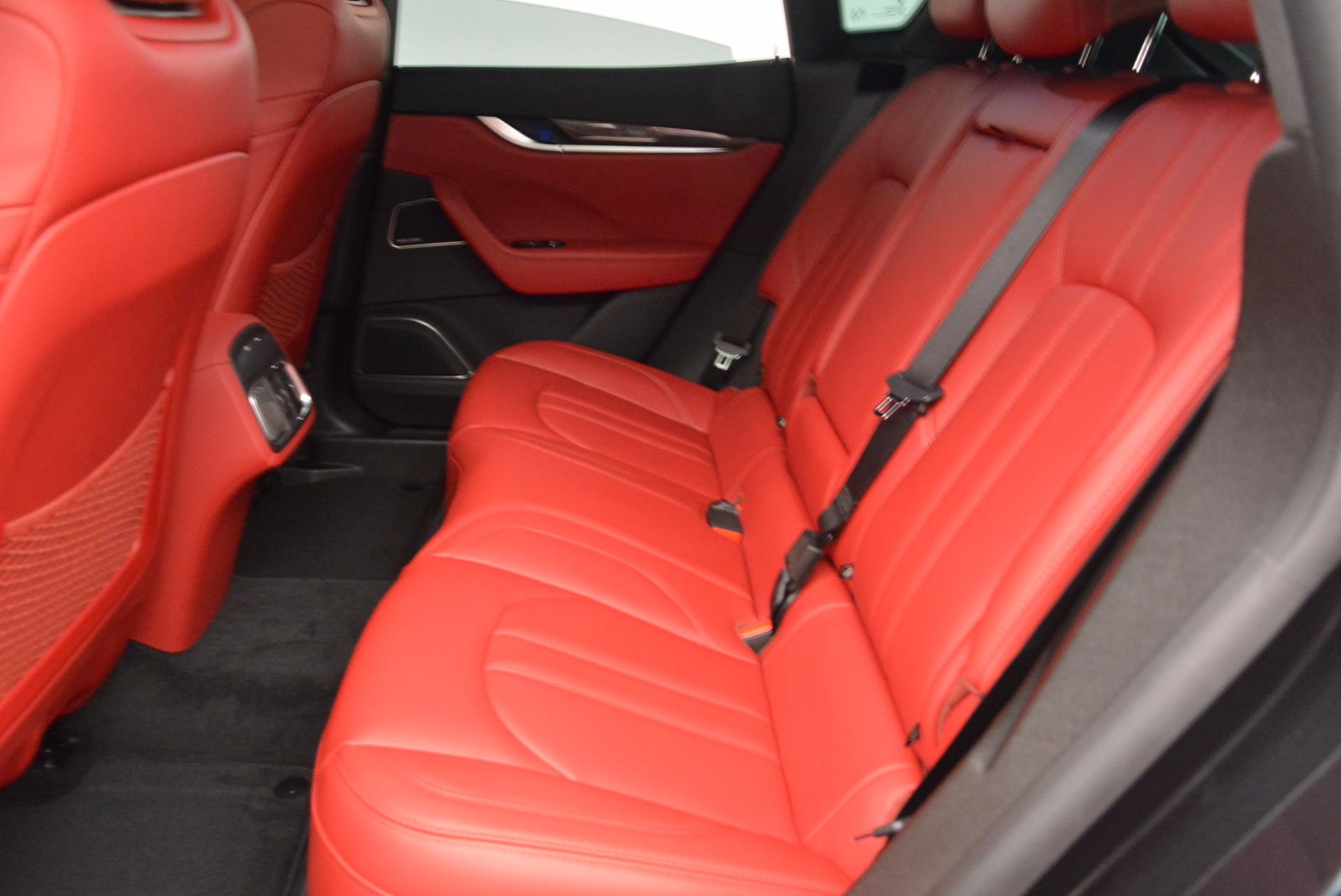 New 2018 Maserati Levante Q4 GranSport For Sale In Greenwich, CT 1577_p20