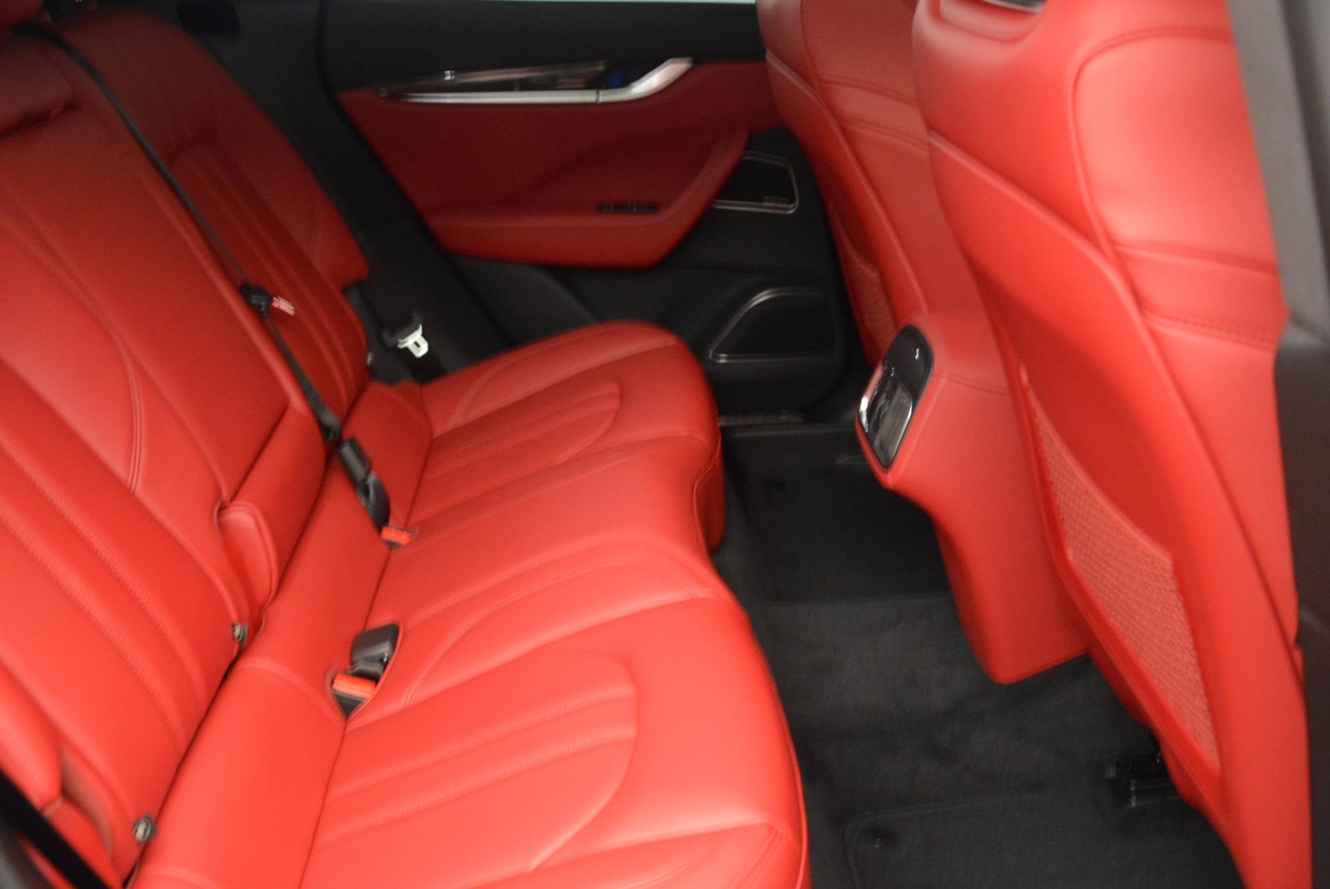 New 2018 Maserati Levante Q4 GranSport For Sale In Greenwich, CT 1577_p24