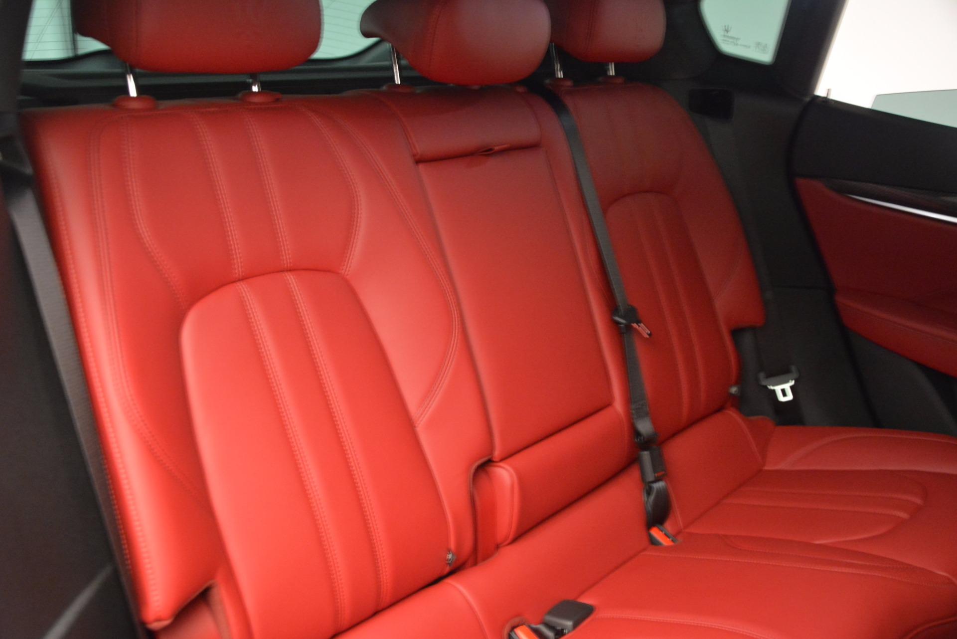 New 2018 Maserati Levante Q4 GranSport For Sale In Greenwich, CT 1577_p25