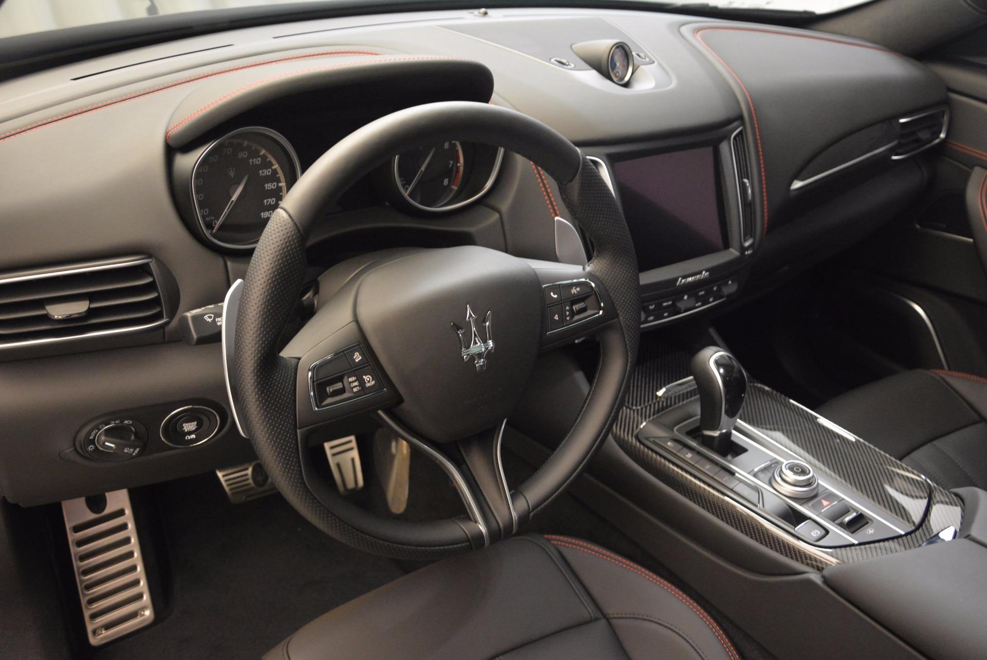 New 2018 Maserati Levante S Q4 GRANSPORT For Sale In Greenwich, CT 1578_p13