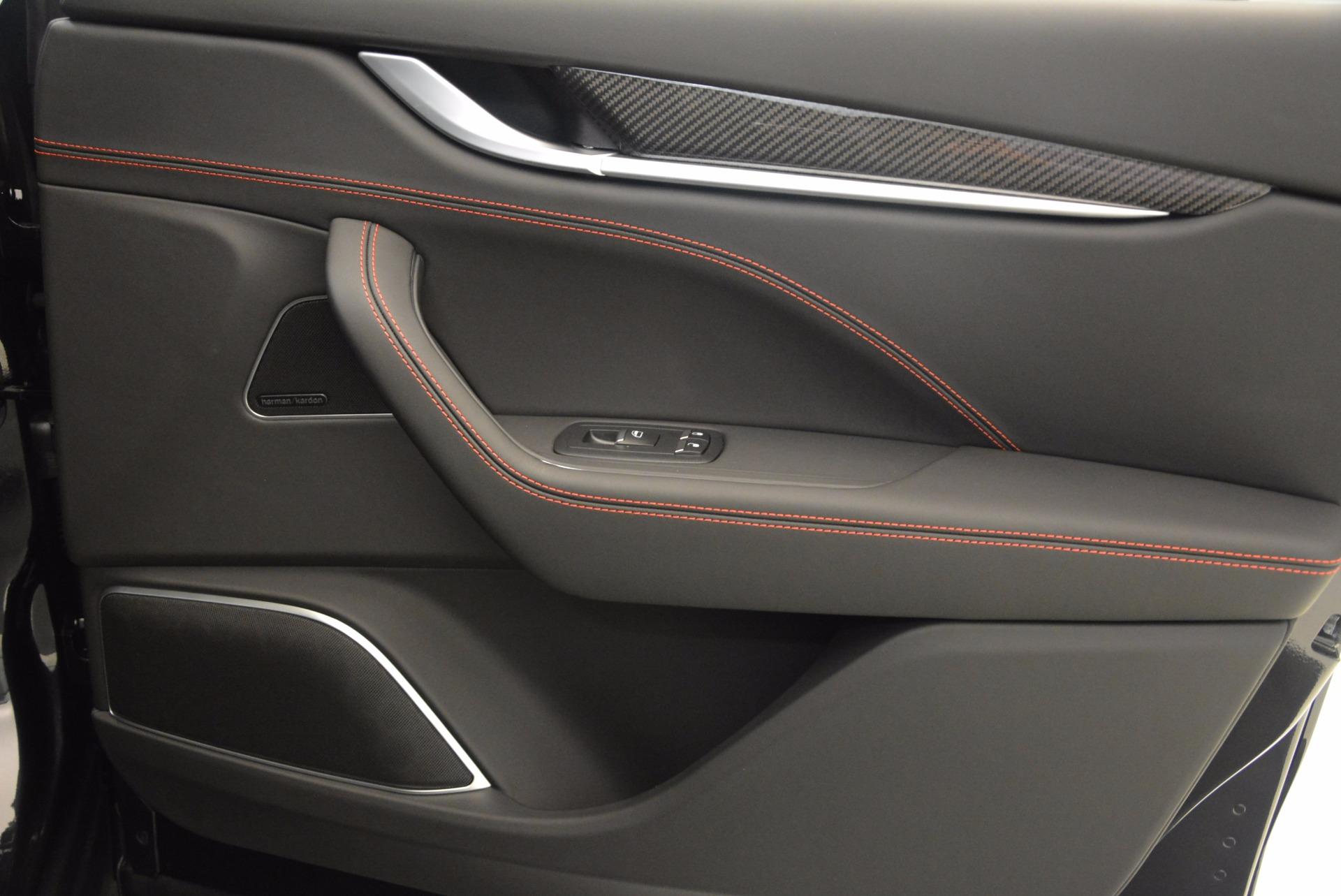 New 2018 Maserati Levante S Q4 GRANSPORT For Sale In Greenwich, CT 1578_p25