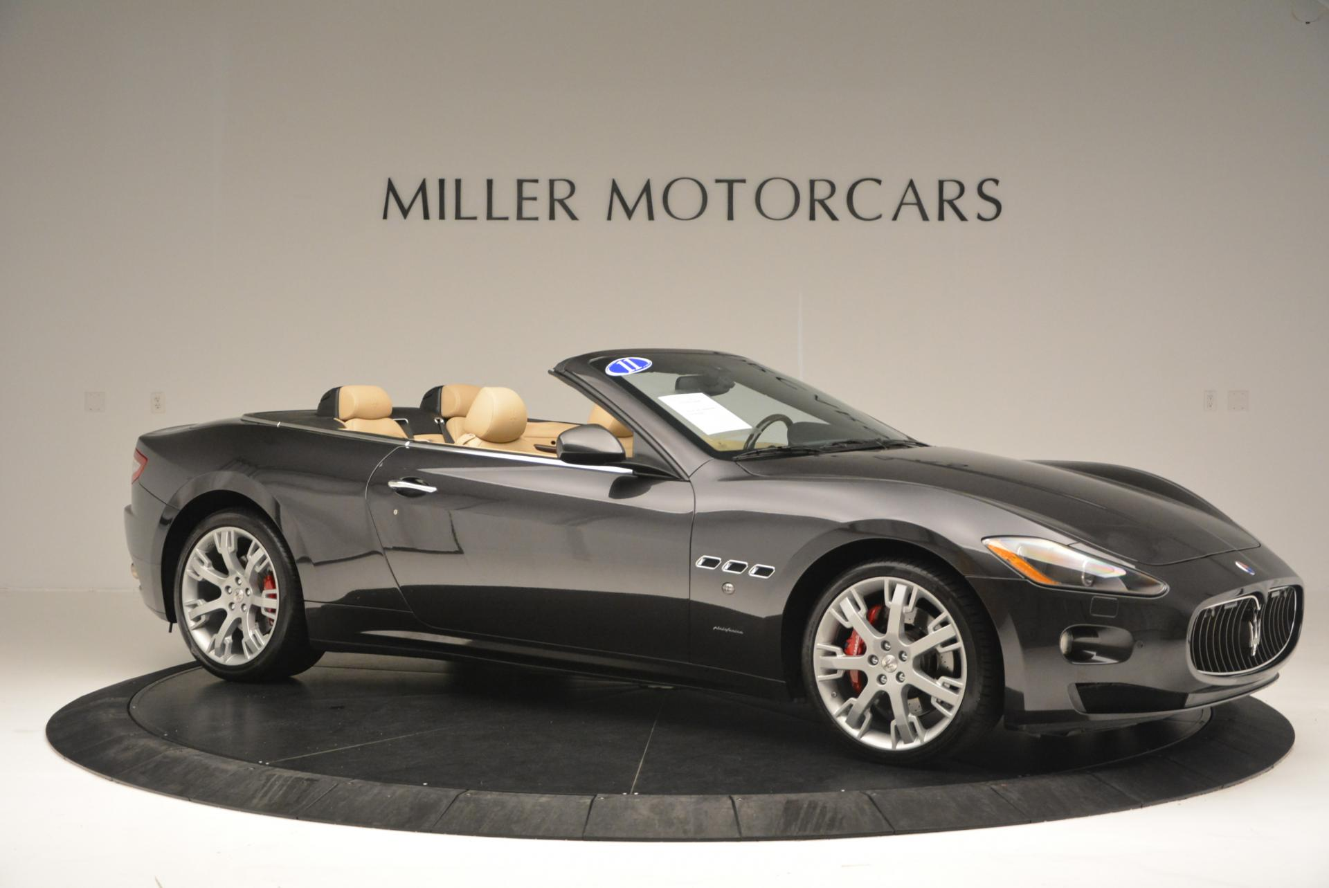 Used 2011 Maserati GranTurismo Base For Sale In Greenwich, CT 158_p10