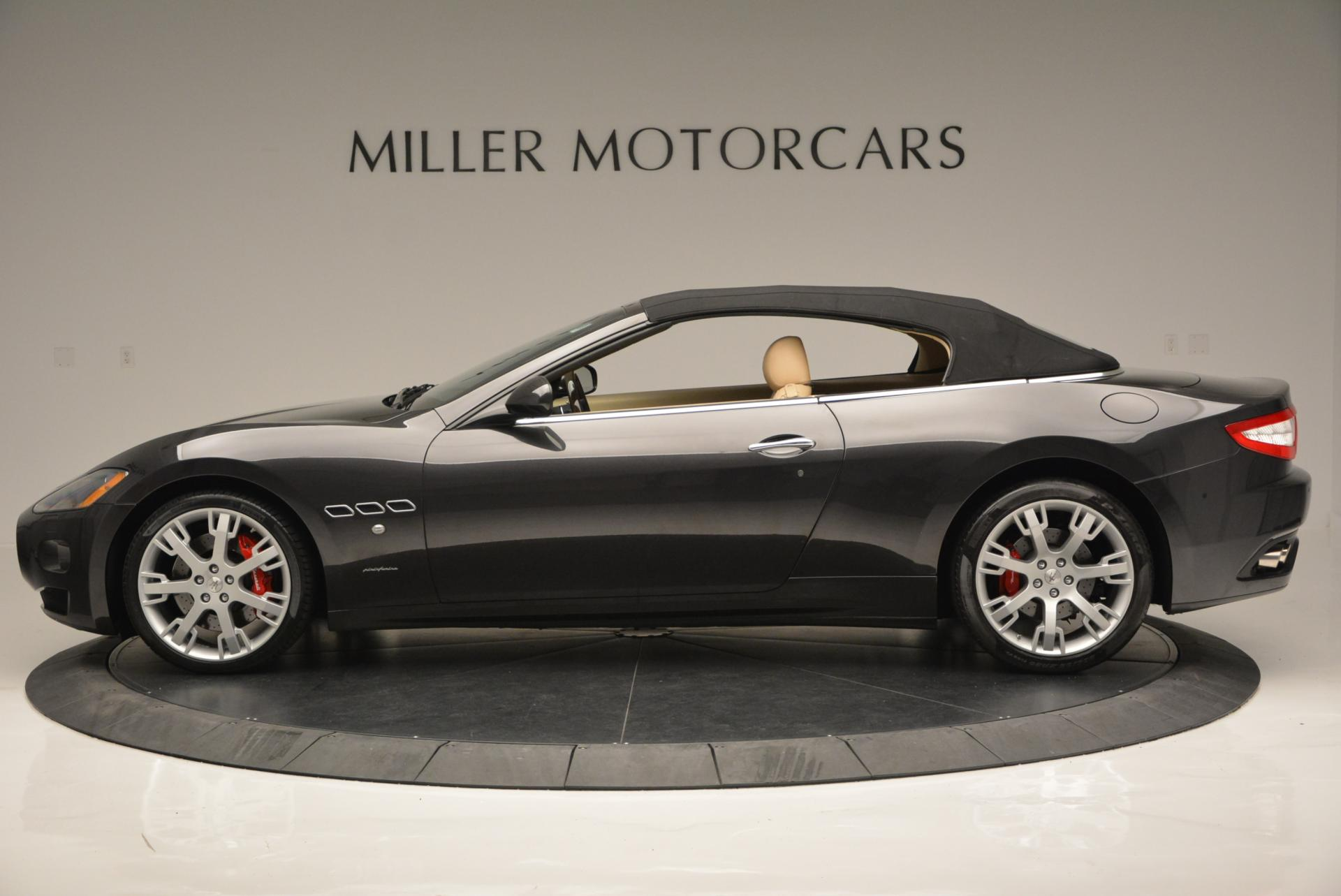 Used 2011 Maserati GranTurismo Base For Sale In Greenwich, CT 158_p15