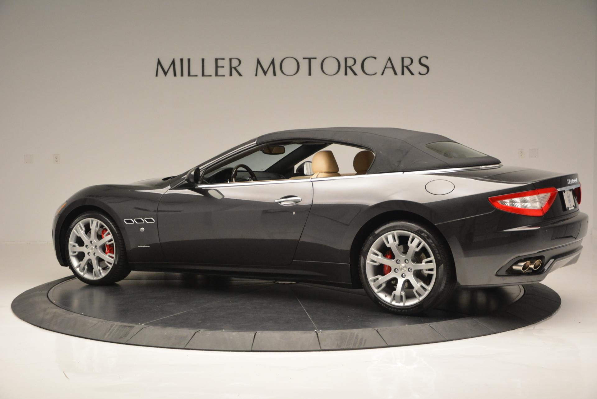Used 2011 Maserati GranTurismo Base For Sale In Greenwich, CT 158_p16