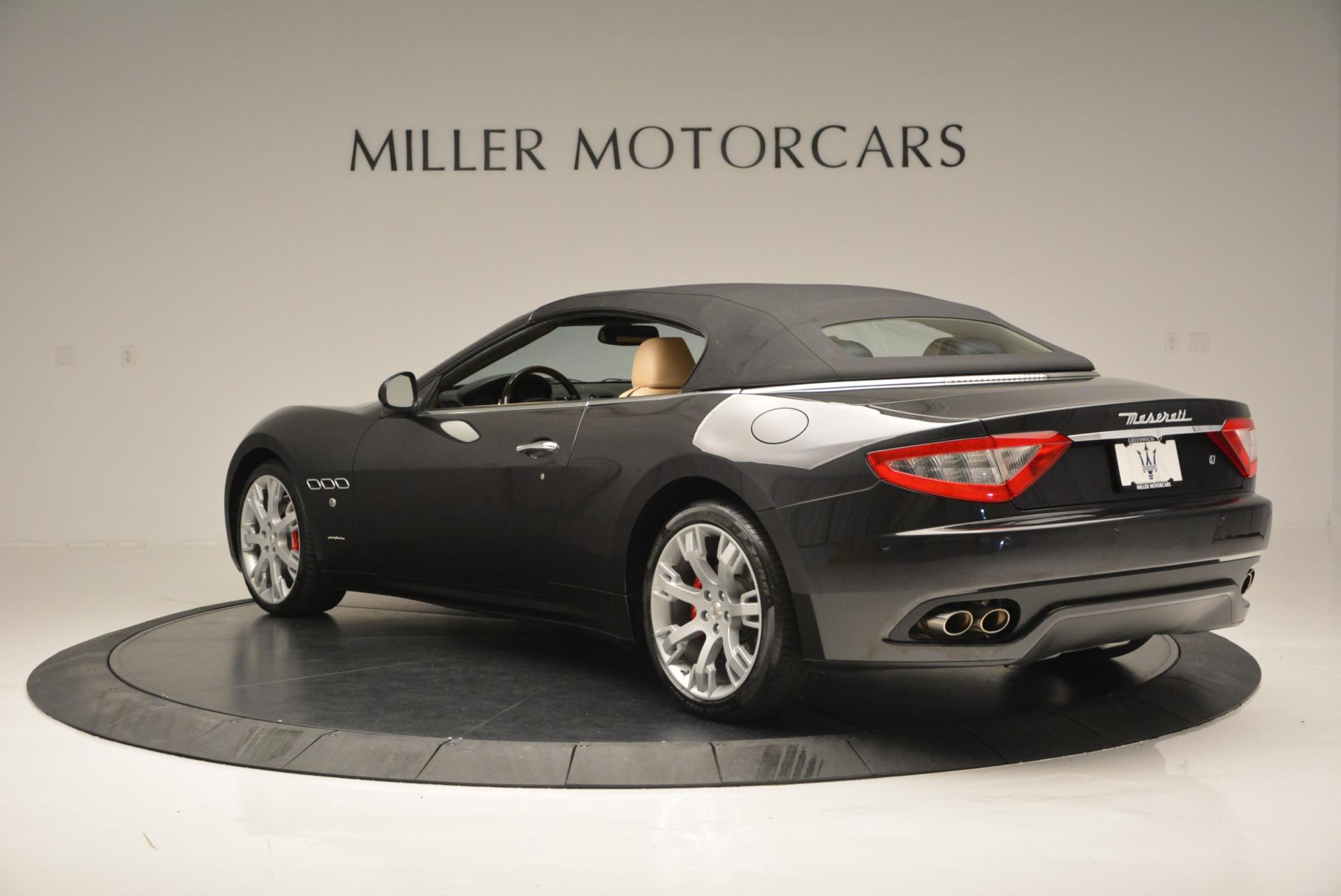 Used 2011 Maserati GranTurismo Base For Sale In Greenwich, CT 158_p17