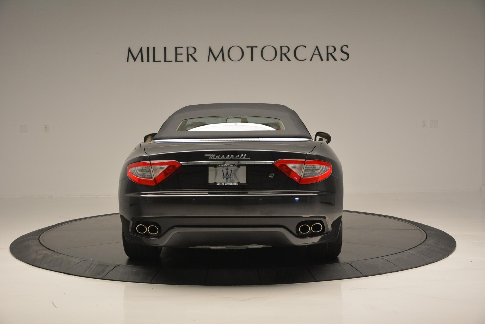 Used 2011 Maserati GranTurismo Base For Sale In Greenwich, CT 158_p18