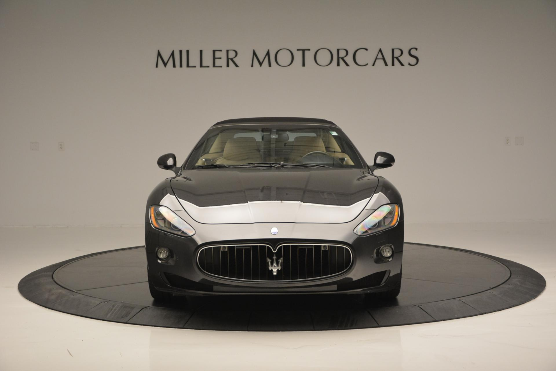 Used 2011 Maserati GranTurismo Base For Sale In Greenwich, CT 158_p24