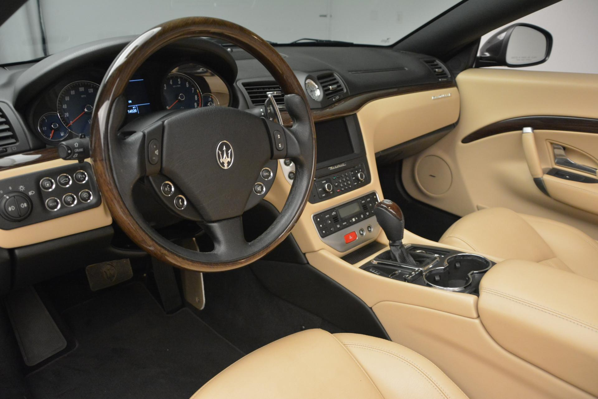 Used 2011 Maserati GranTurismo Base For Sale In Greenwich, CT 158_p26