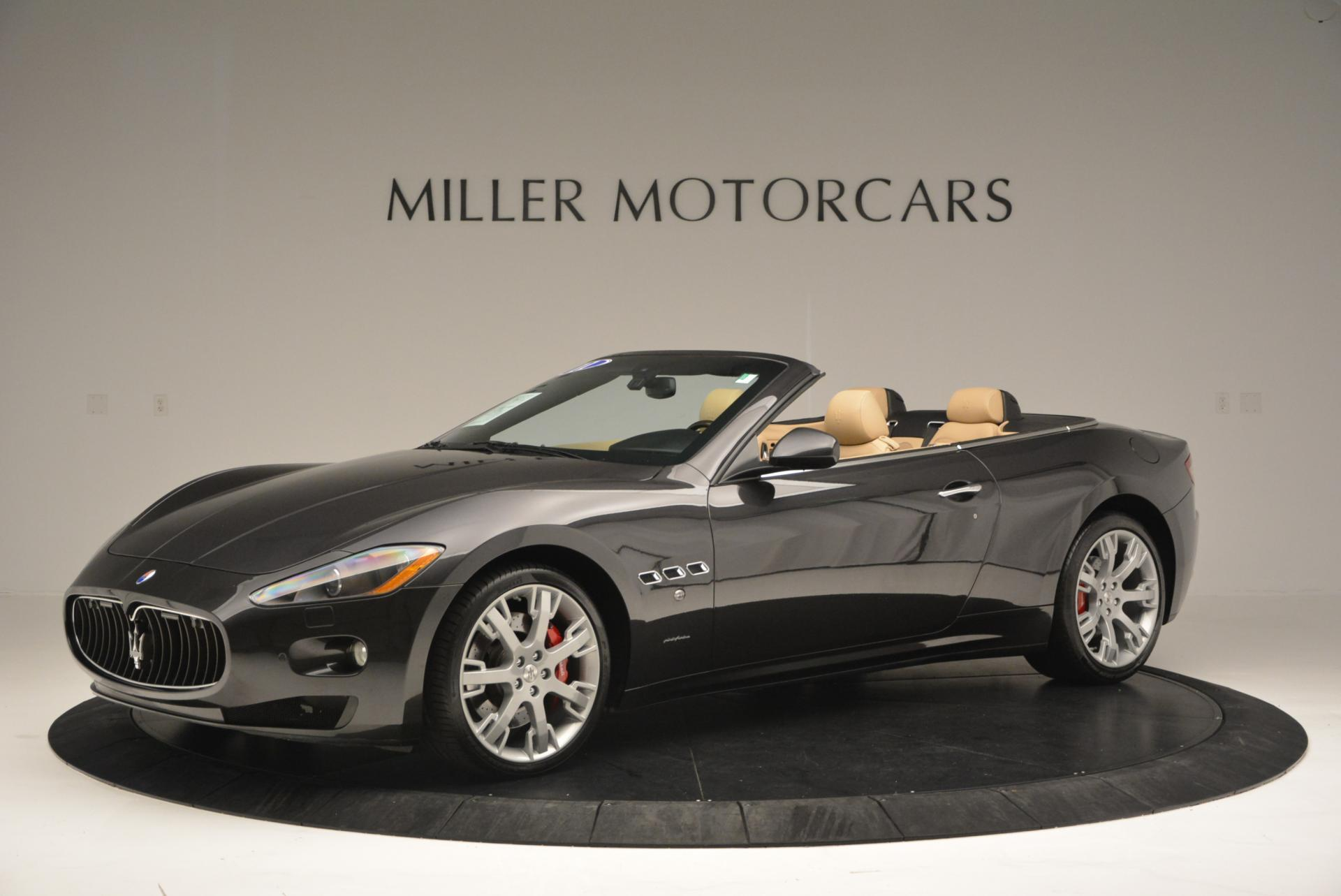 Used 2011 Maserati GranTurismo Base For Sale In Greenwich, CT 158_p2