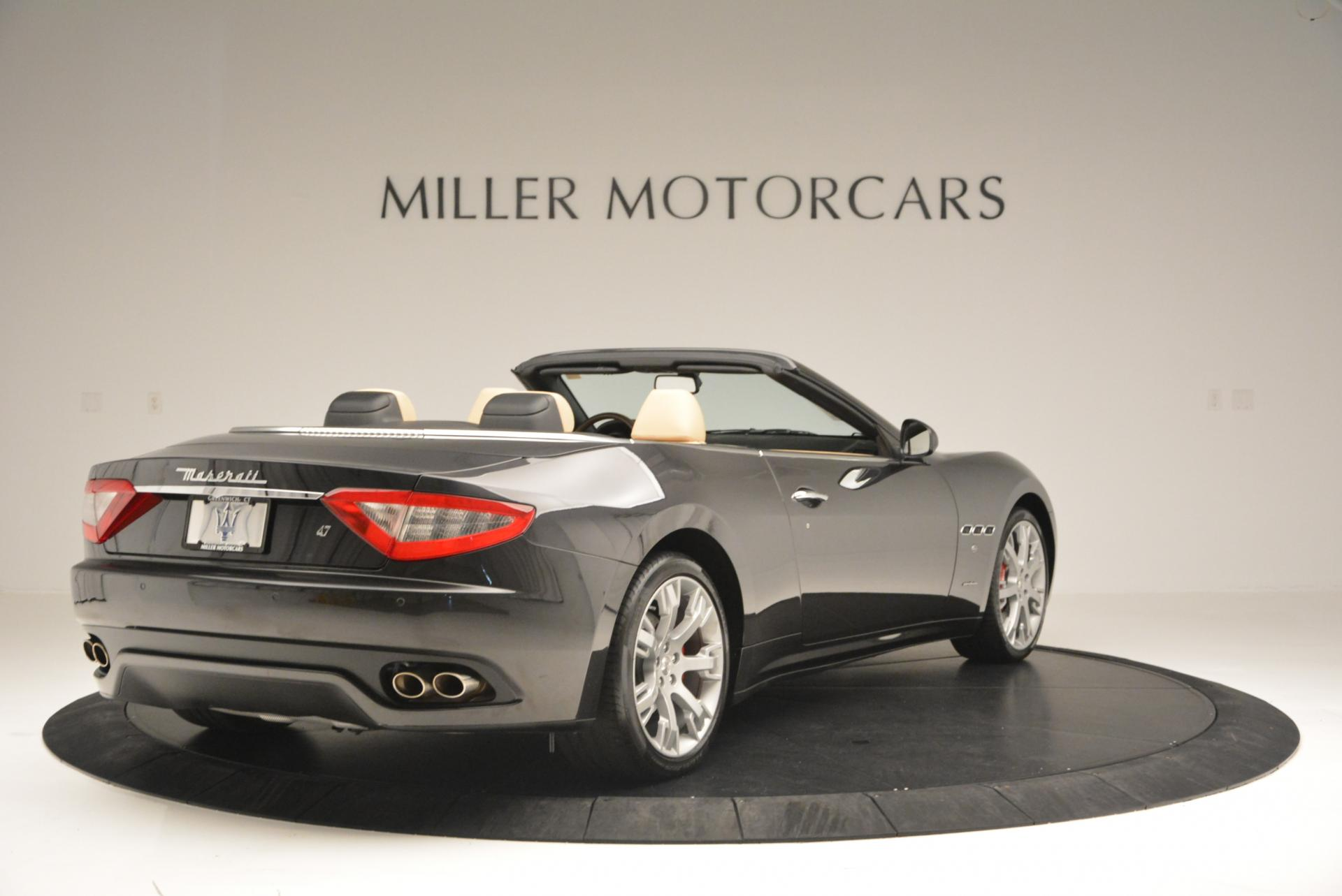Used 2011 Maserati GranTurismo Base For Sale In Greenwich, CT 158_p7