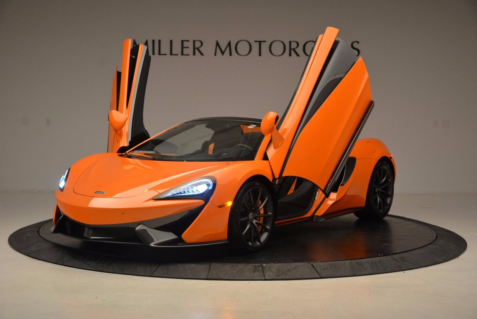 New 2018 McLaren 570S Spider  For Sale In Greenwich, CT 1580_p14