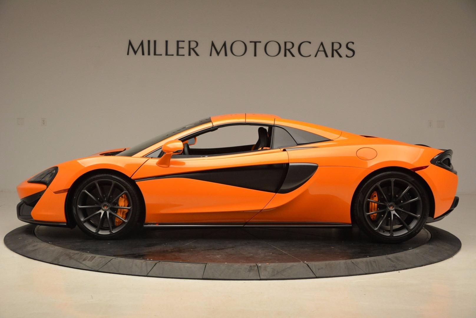 New 2018 McLaren 570S Spider  For Sale In Greenwich, CT 1580_p16