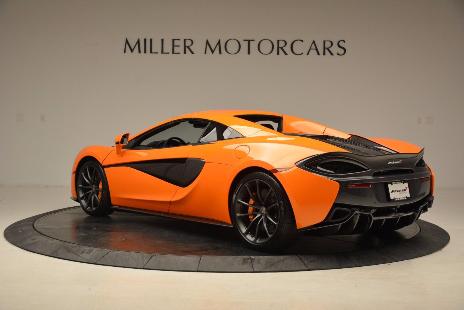 New 2018 McLaren 570S Spider  For Sale In Greenwich, CT 1580_p17