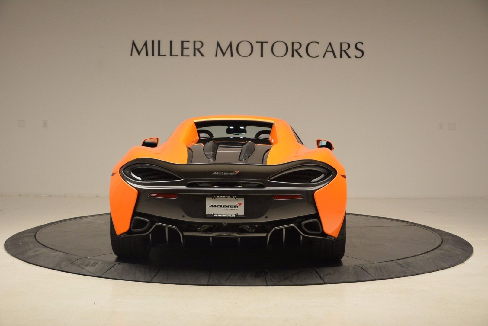 New 2018 McLaren 570S Spider  For Sale In Greenwich, CT 1580_p18