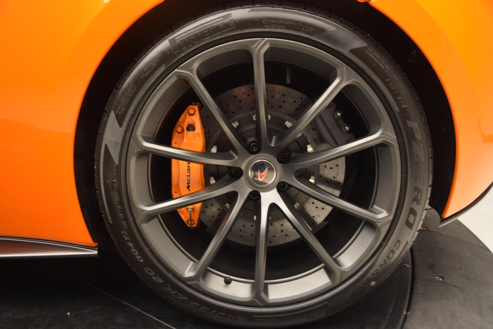 New 2018 McLaren 570S Spider  For Sale In Greenwich, CT 1580_p24