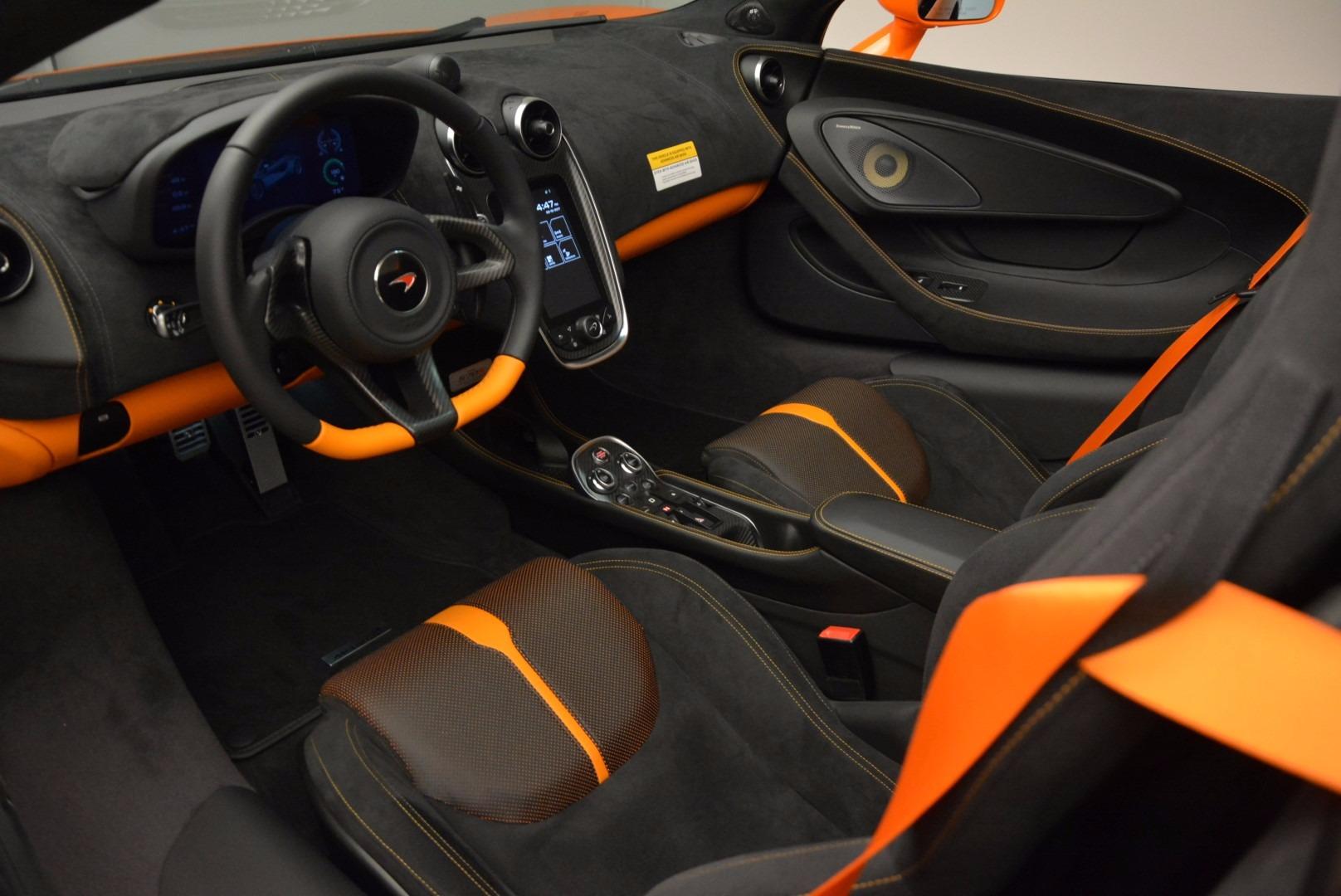 New 2018 McLaren 570S Spider  For Sale In Greenwich, CT 1580_p25