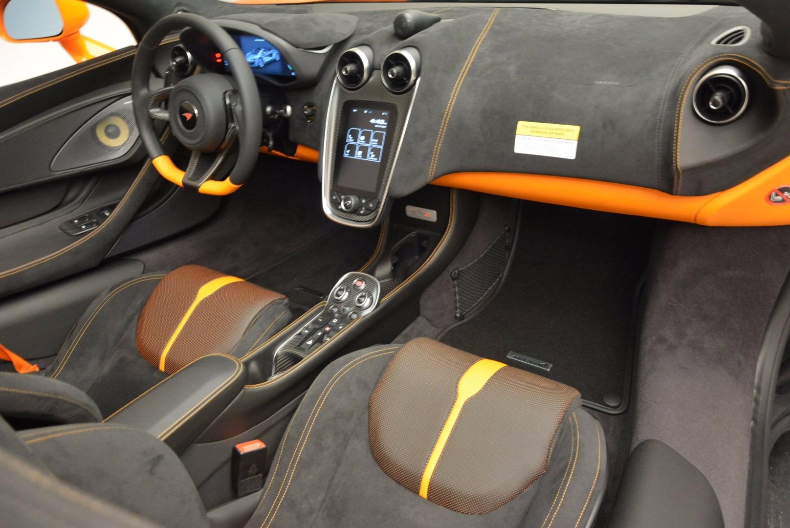New 2018 McLaren 570S Spider  For Sale In Greenwich, CT 1580_p29
