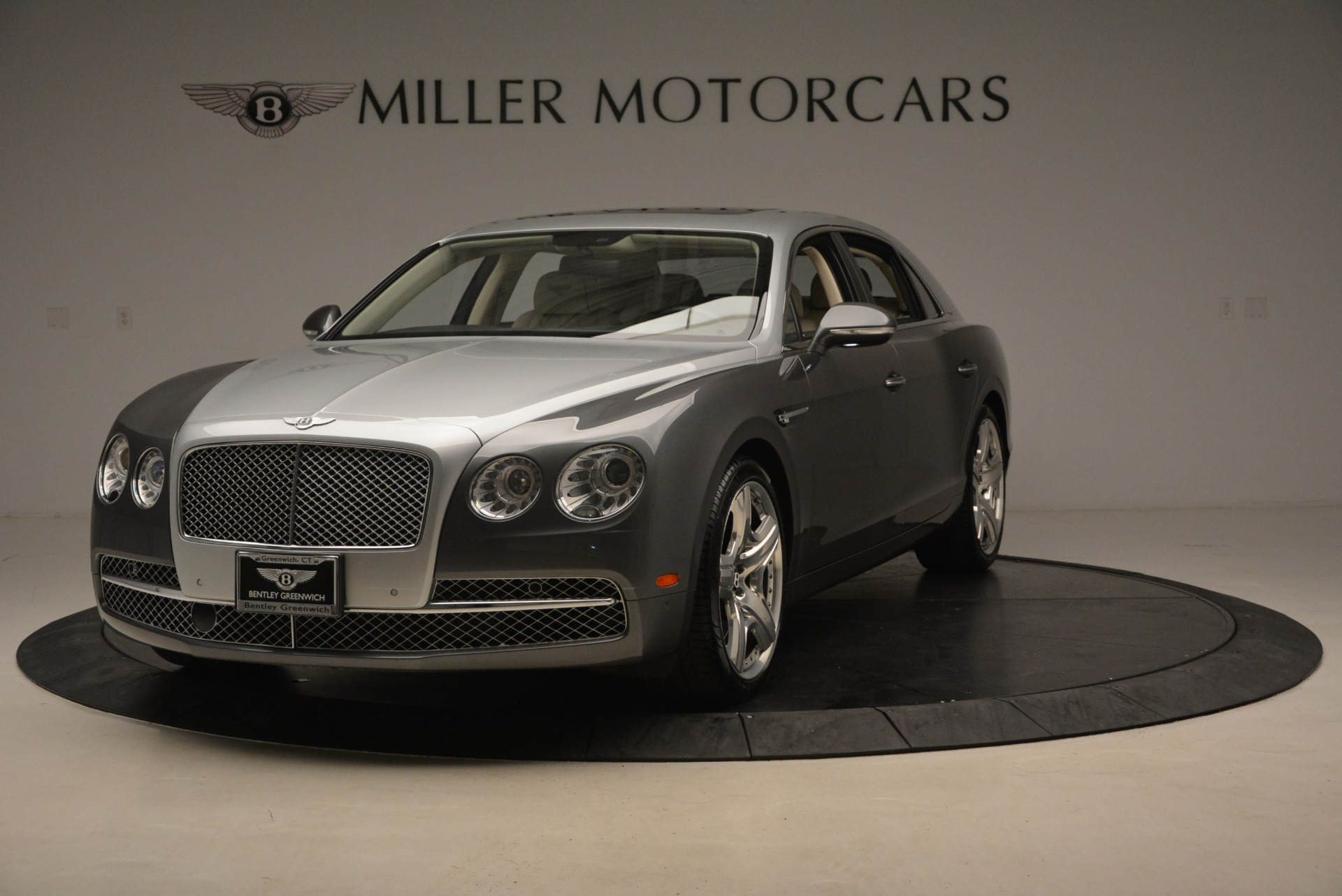 Used 2015 Bentley Flying Spur W12 For Sale In Greenwich, CT 1582_main