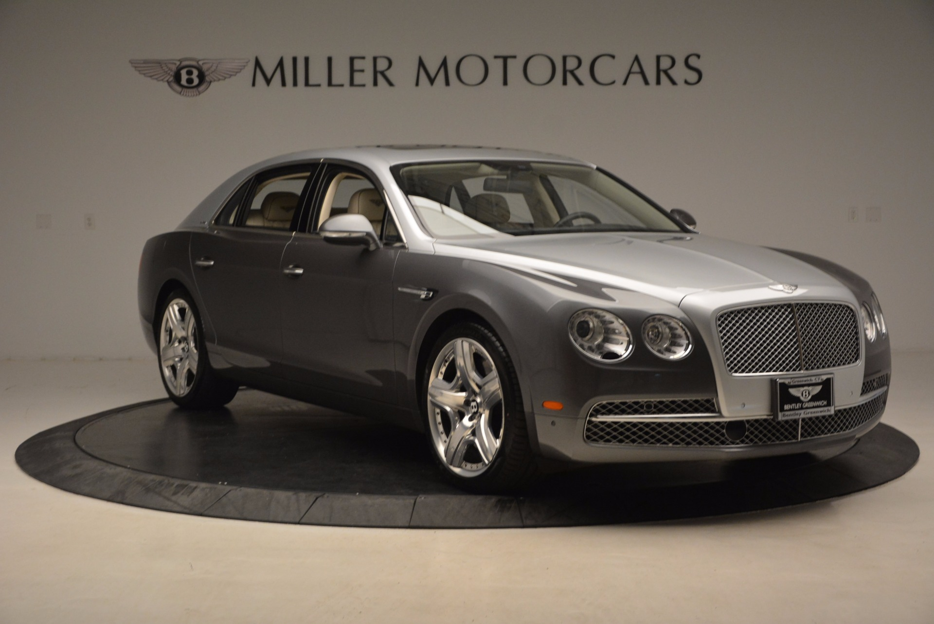 Used 2015 Bentley Flying Spur W12 For Sale In Greenwich, CT 1582_p11
